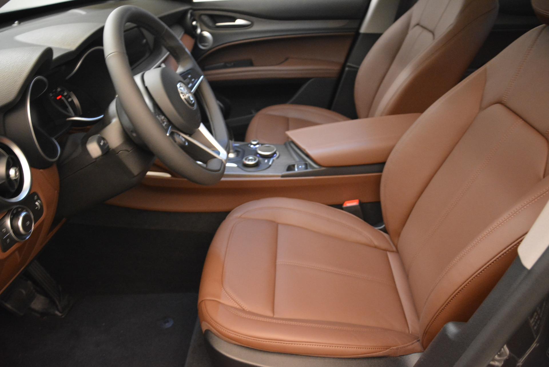 New 2018 Alfa Romeo Stelvio Ti Q4 For Sale In Greenwich, CT. Alfa Romeo of Greenwich, L344 2014_p14