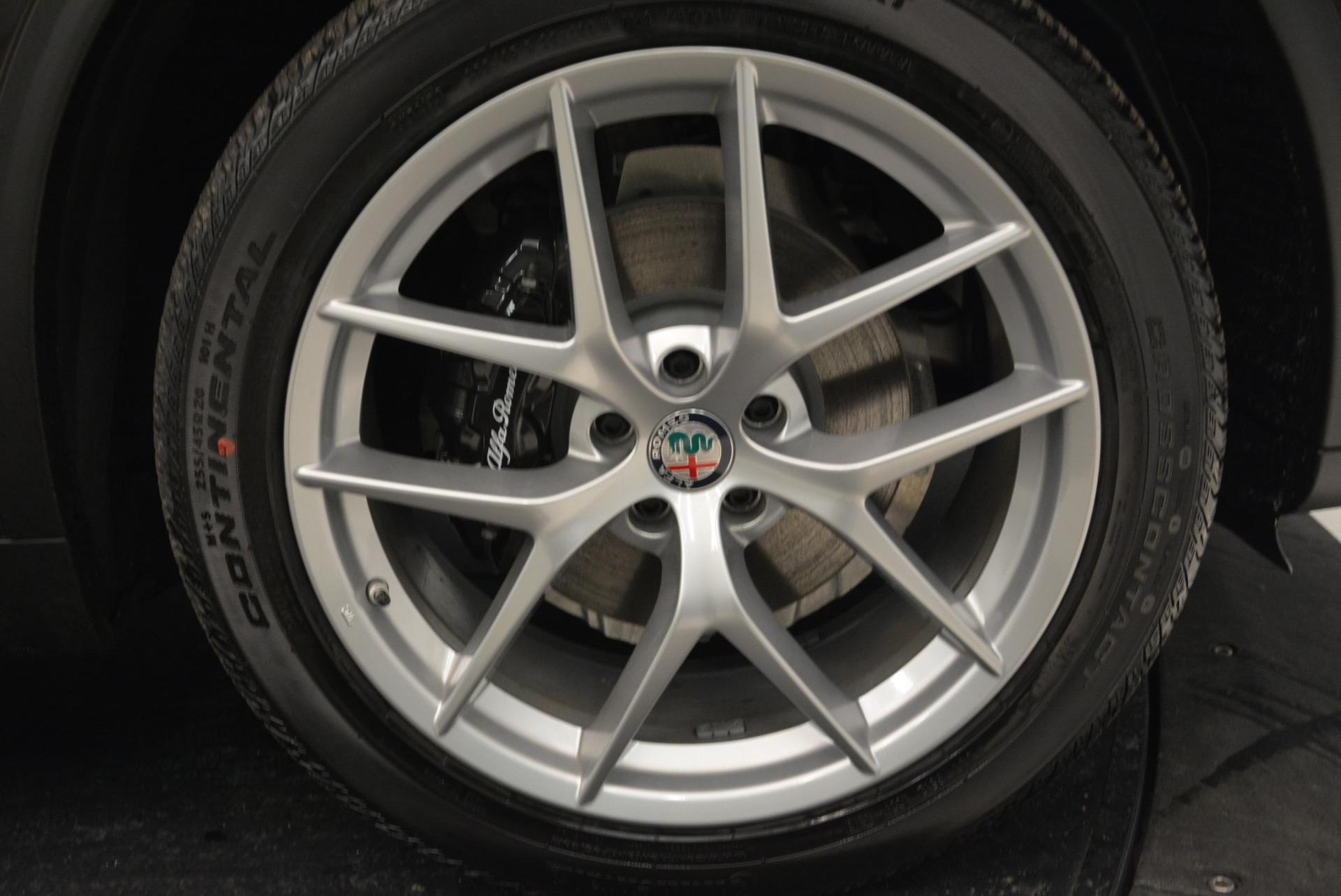 New 2018 Alfa Romeo Stelvio Ti Q4 For Sale In Greenwich, CT. Alfa Romeo of Greenwich, L344 2014_p25