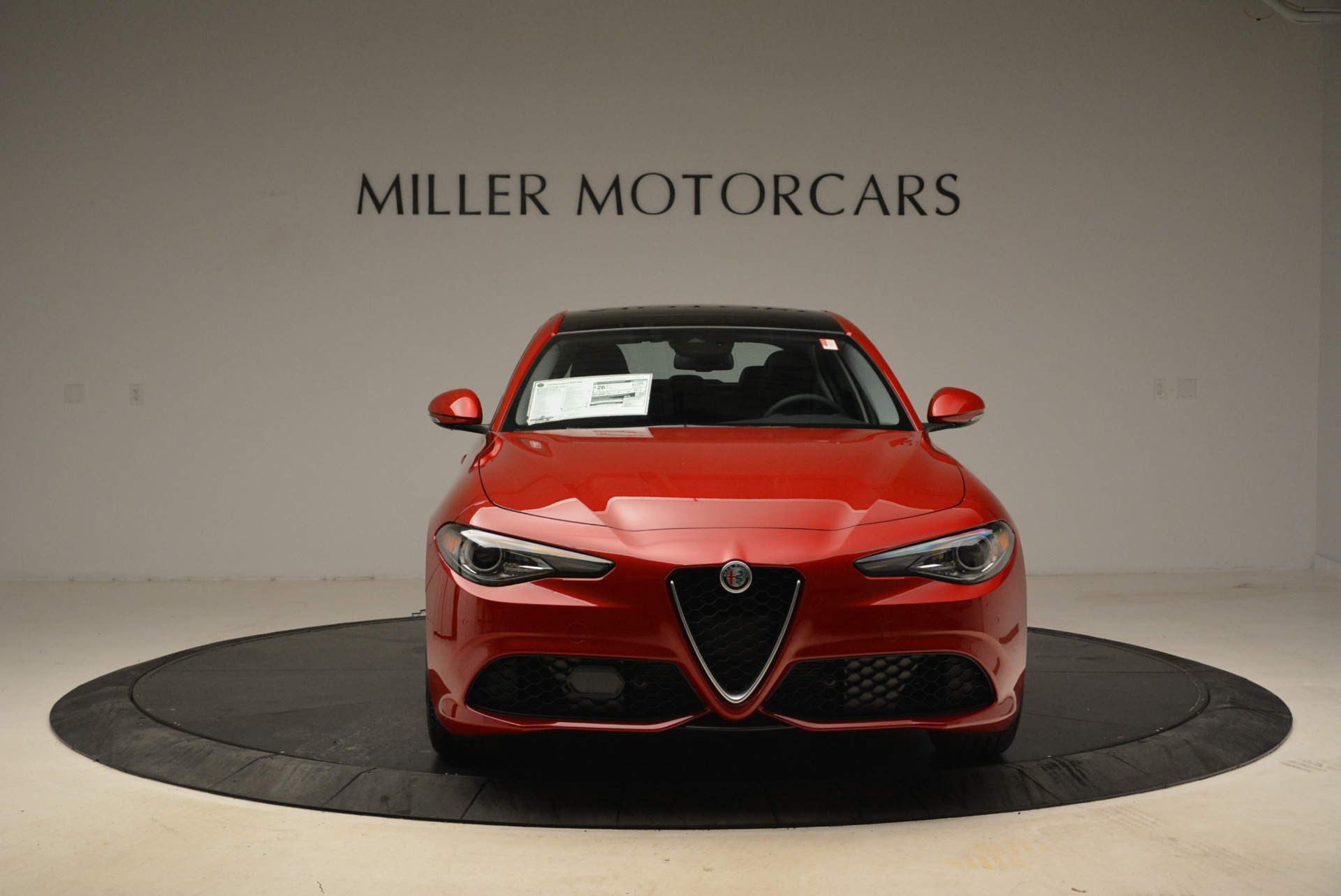 New 2018 Alfa Romeo Giulia Ti Sport Q4 For Sale In Greenwich, CT. Alfa Romeo of Greenwich, L342 2016_p12