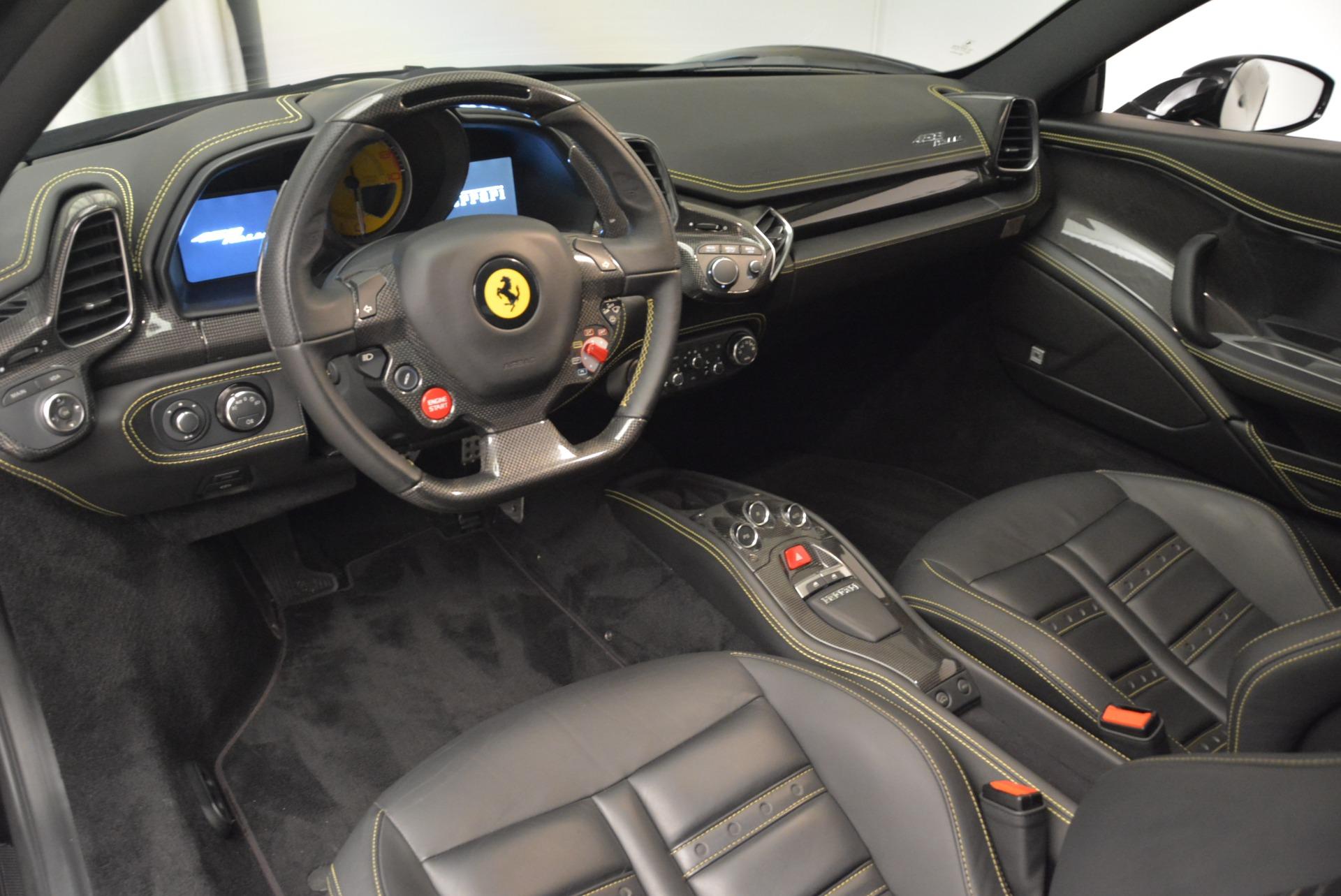 Used 2011 Ferrari 458 Italia  For Sale In Greenwich, CT. Alfa Romeo of Greenwich, 4450C 2018_p12