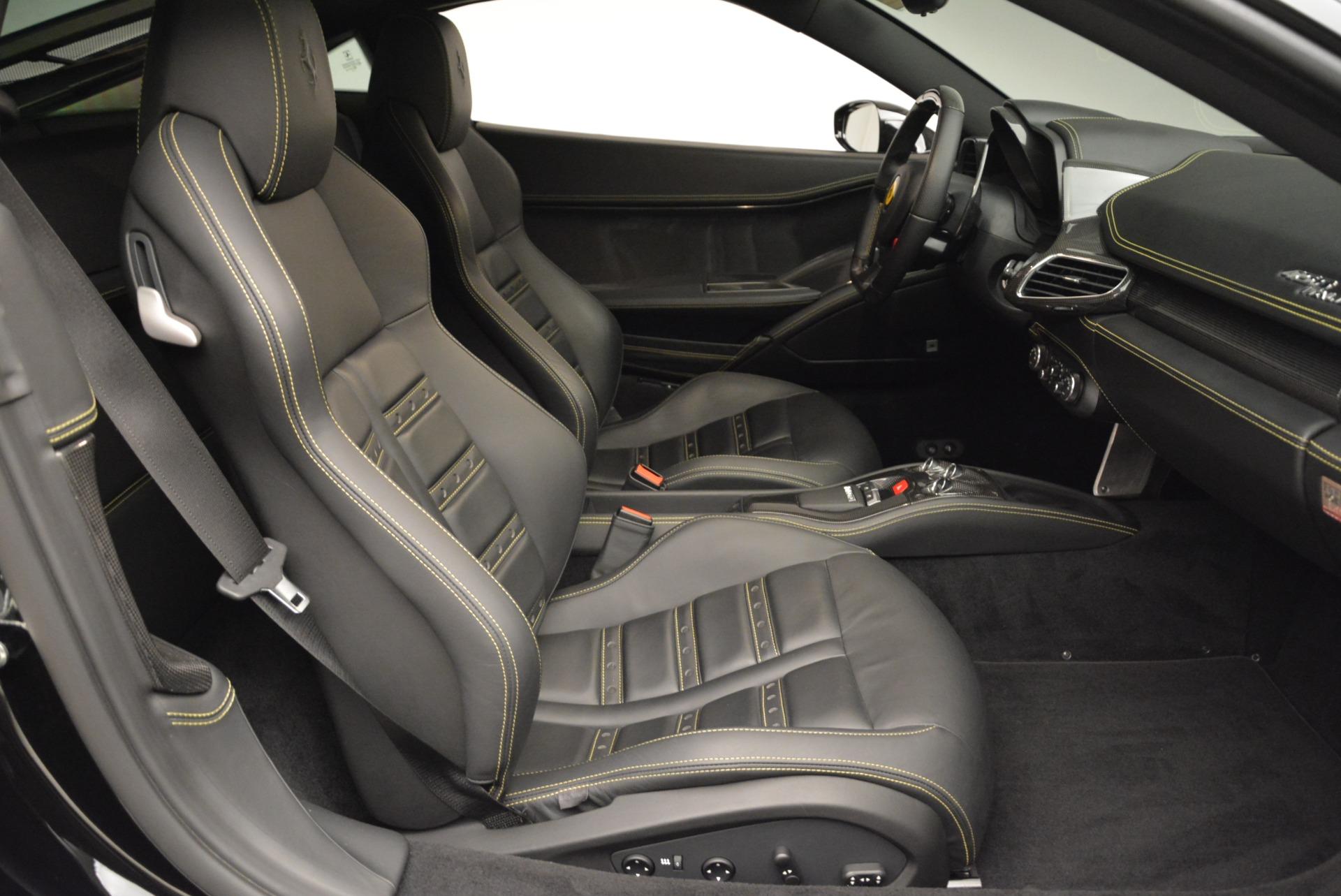 Used 2011 Ferrari 458 Italia  For Sale In Greenwich, CT. Alfa Romeo of Greenwich, 4450C 2018_p17