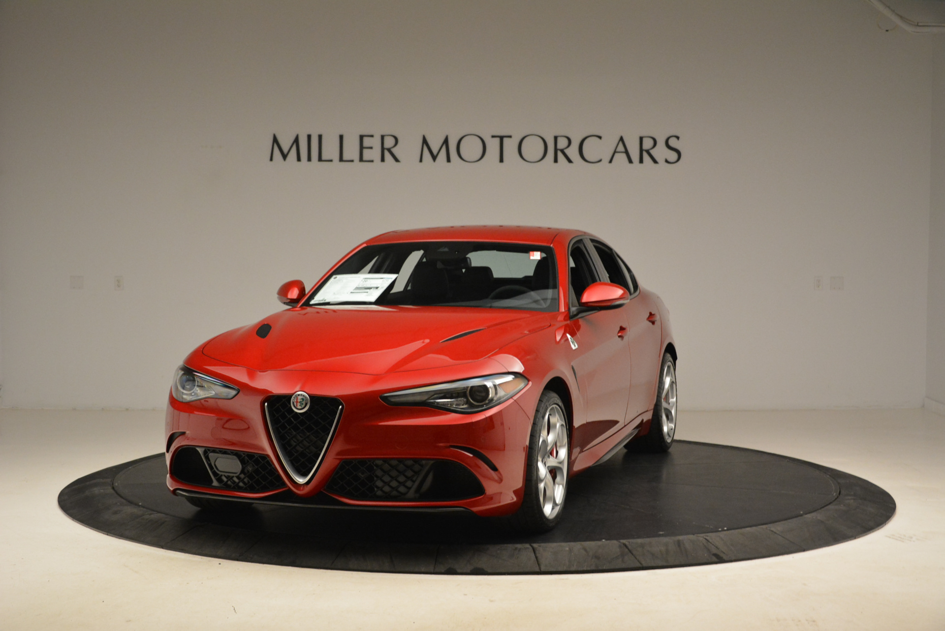 New 2018 Alfa Romeo Giulia Quadrifoglio For Sale In Greenwich, CT. Alfa Romeo of Greenwich, L347