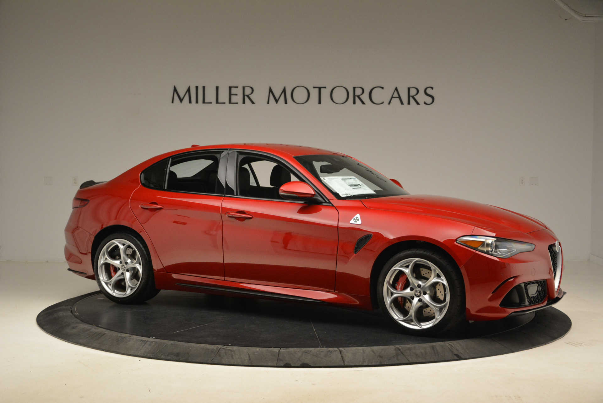 New 2018 Alfa Romeo Giulia Quadrifoglio For Sale In Greenwich, CT. Alfa Romeo of Greenwich, L347 2020_p10