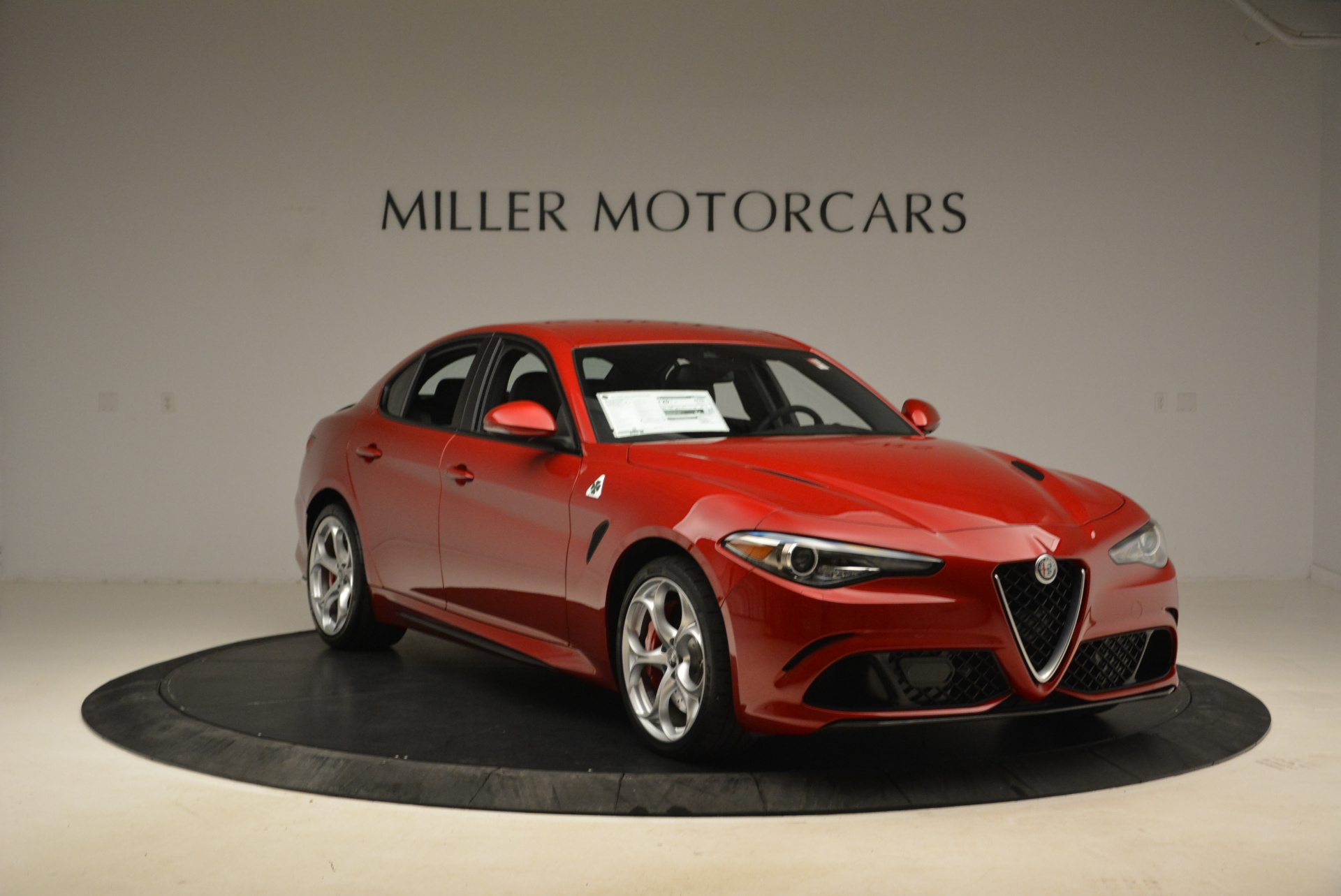 New 2018 Alfa Romeo Giulia Quadrifoglio For Sale In Greenwich, CT. Alfa Romeo of Greenwich, L347 2020_p11