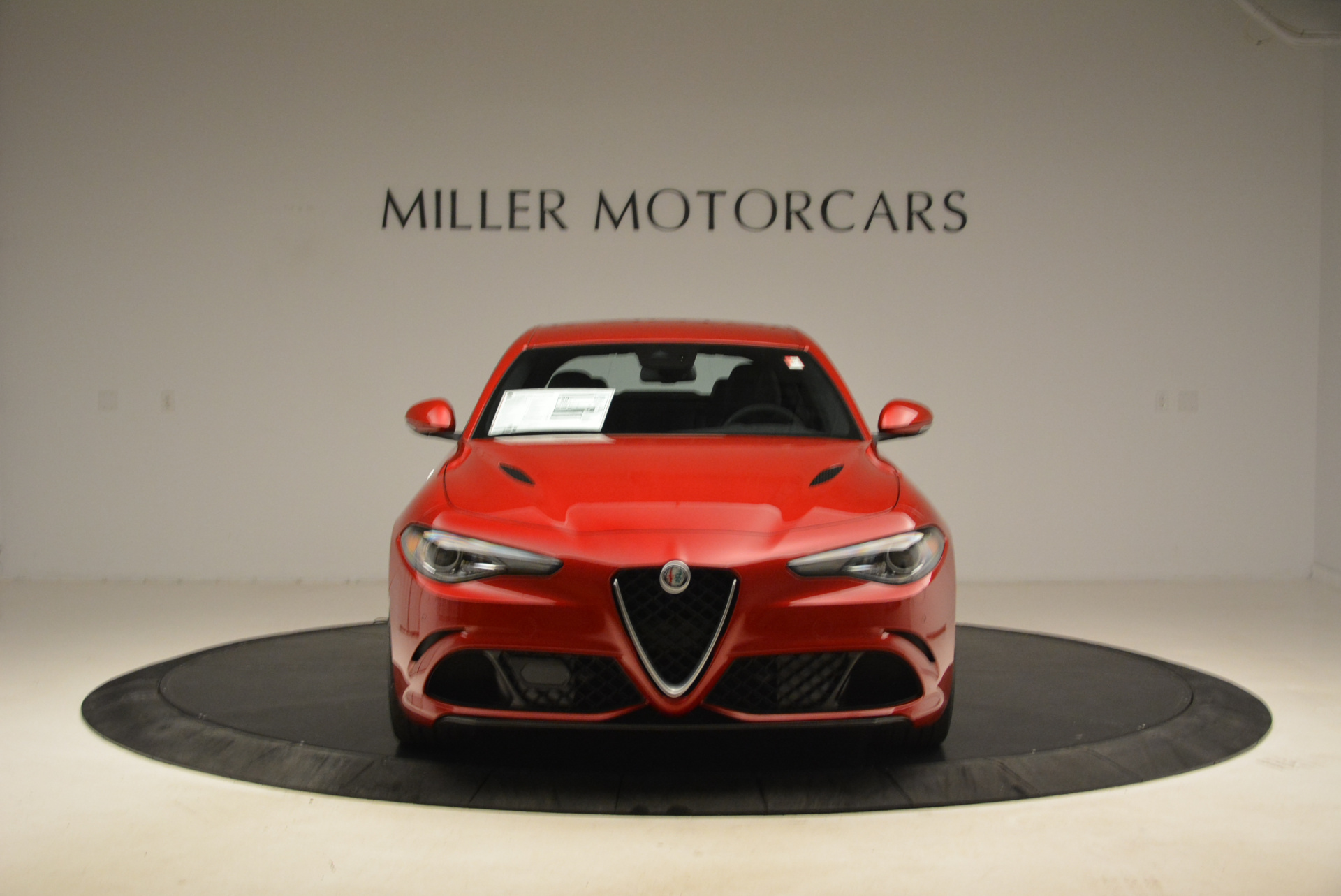 New 2018 Alfa Romeo Giulia Quadrifoglio For Sale In Greenwich, CT. Alfa Romeo of Greenwich, L347 2020_p12