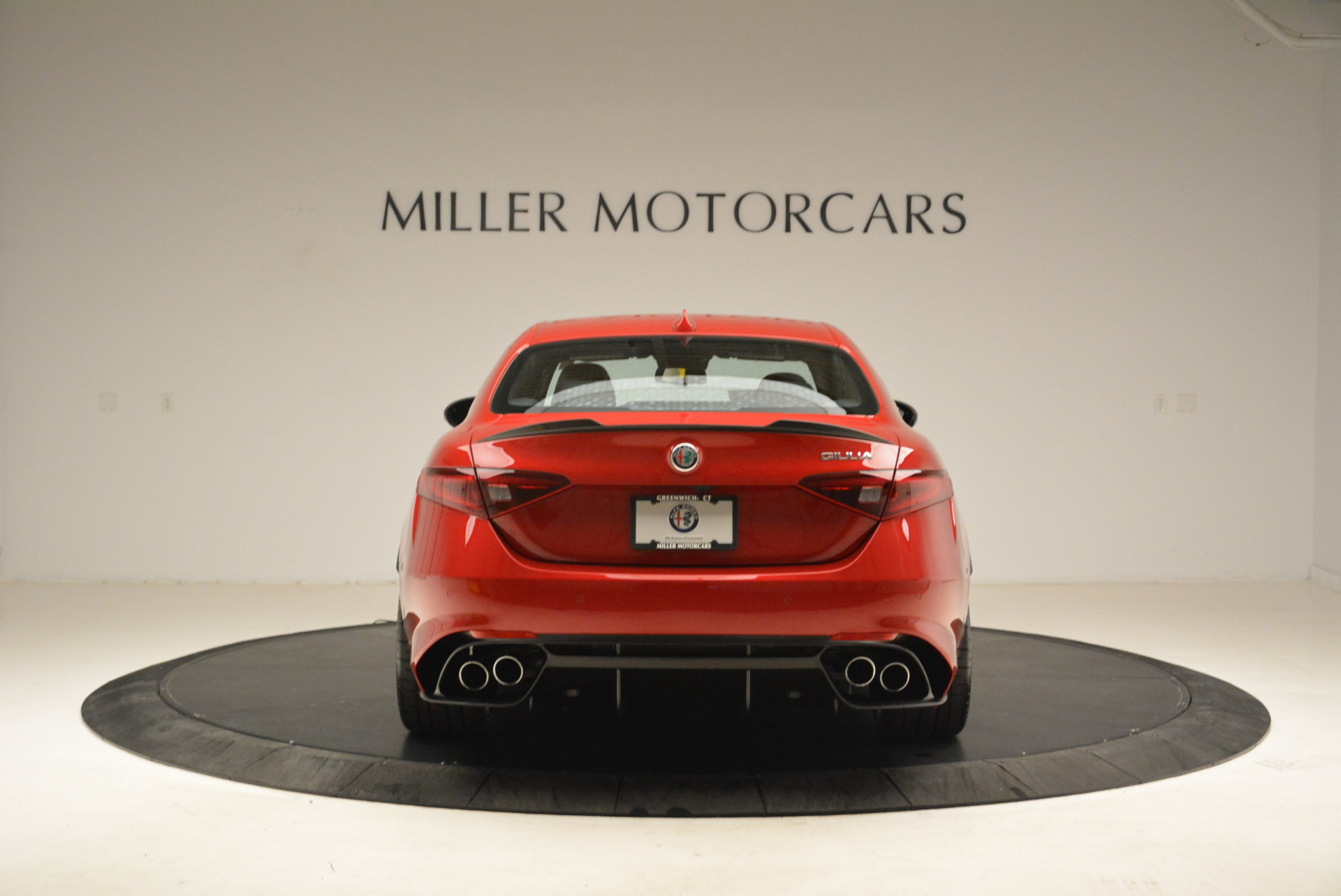 New 2018 Alfa Romeo Giulia Quadrifoglio For Sale In Greenwich, CT. Alfa Romeo of Greenwich, L347 2020_p6