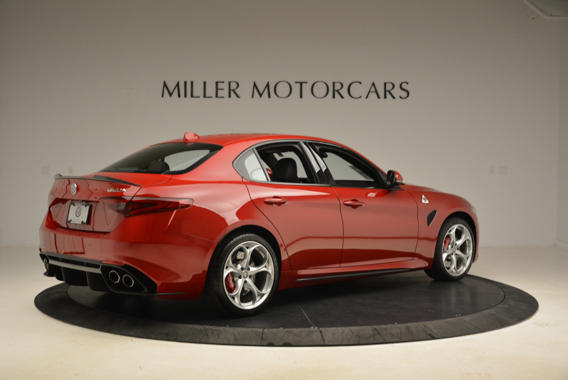 New 2018 Alfa Romeo Giulia Quadrifoglio For Sale In Greenwich, CT. Alfa Romeo of Greenwich, L347 2020_p8
