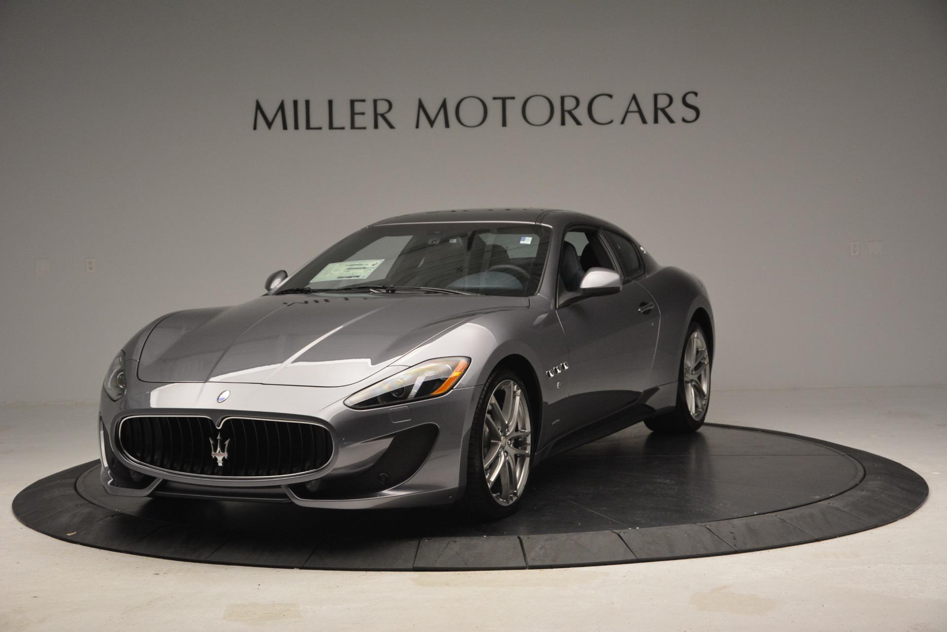 Used 2016 Maserati GranTurismo Sport For Sale In Greenwich, CT. Alfa Romeo of Greenwich, W567A 2021_main