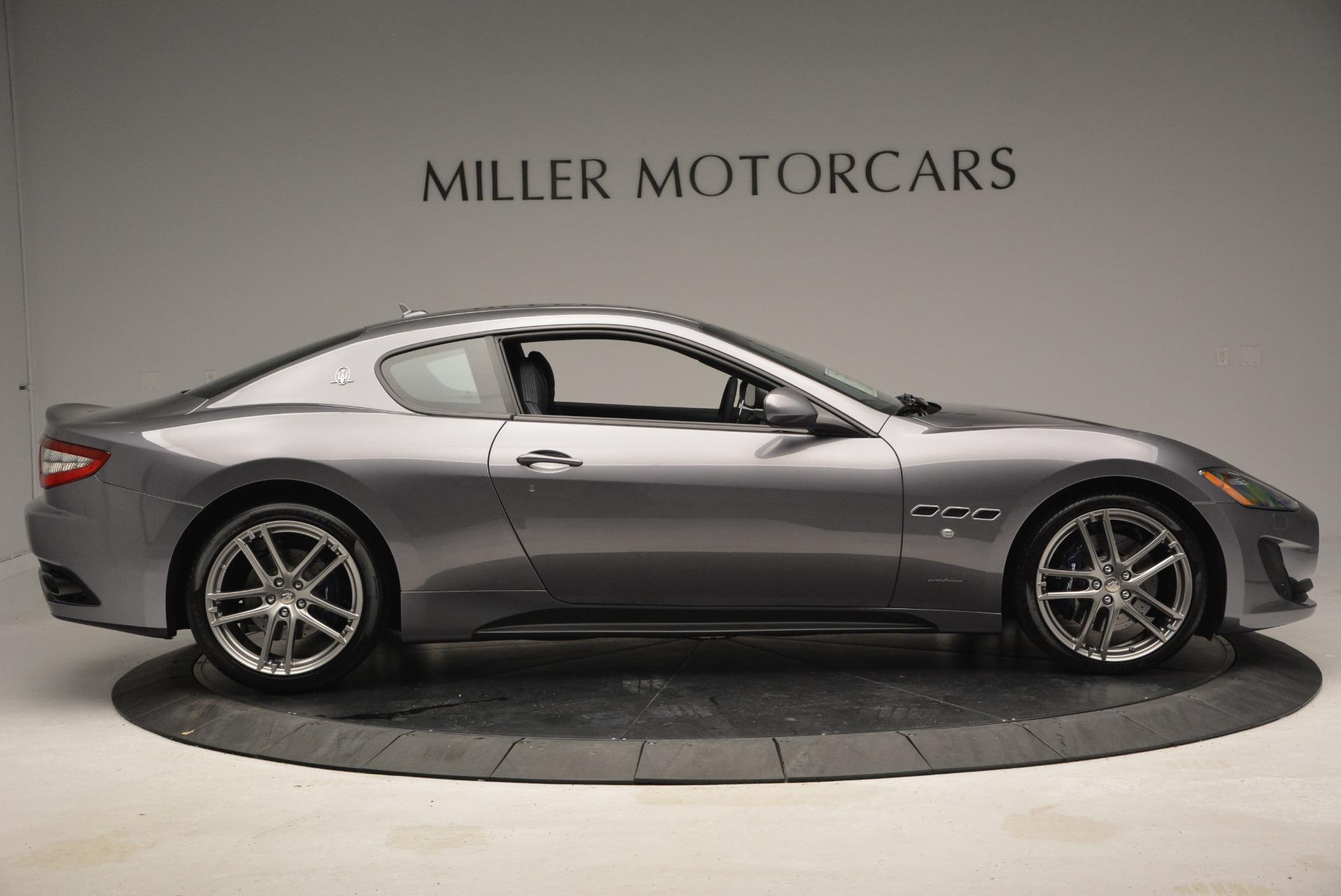Used 2016 Maserati GranTurismo Sport For Sale In Greenwich, CT. Alfa Romeo of Greenwich, W567A 2021_p10