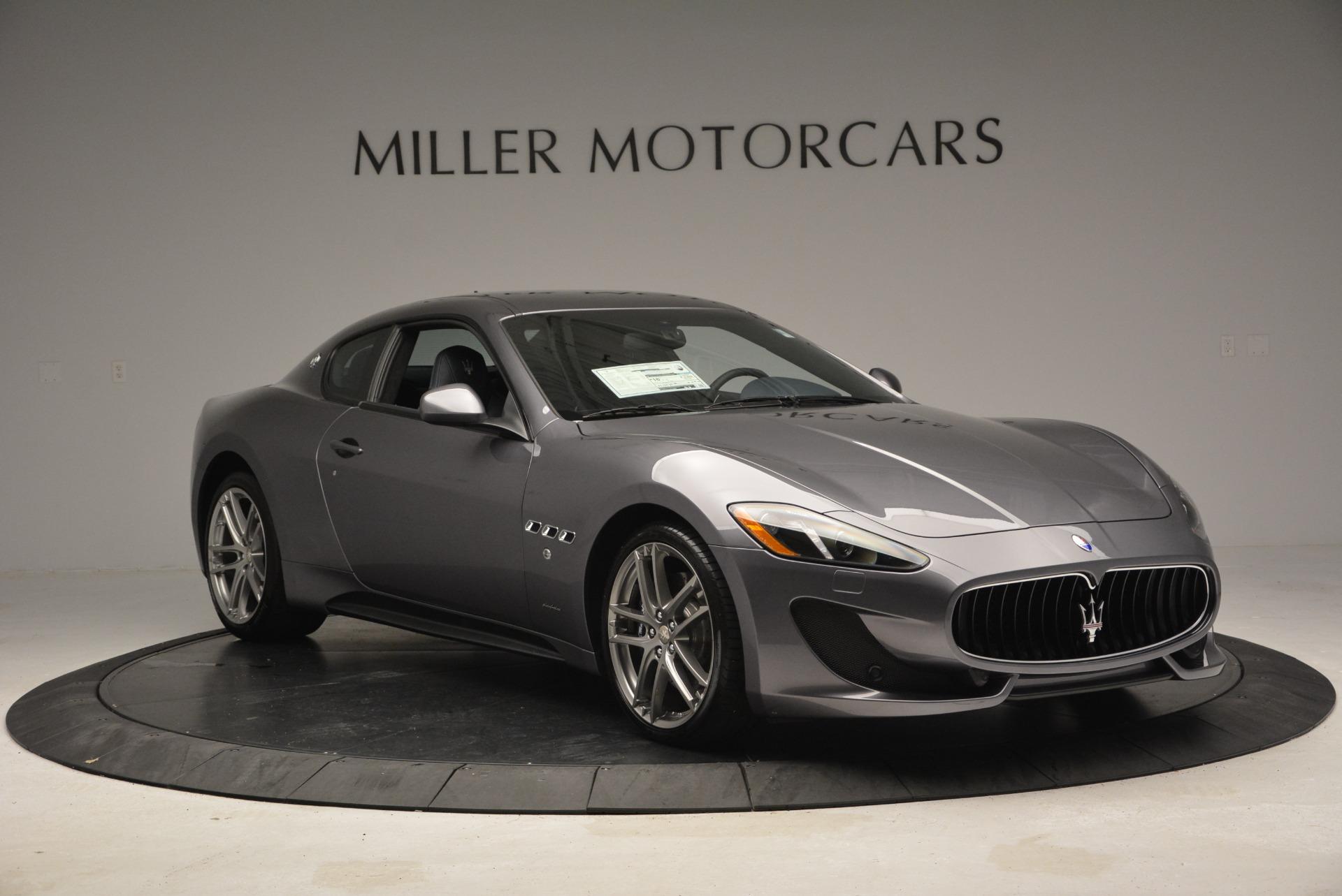 Used 2016 Maserati GranTurismo Sport For Sale In Greenwich, CT. Alfa Romeo of Greenwich, W567A 2021_p12