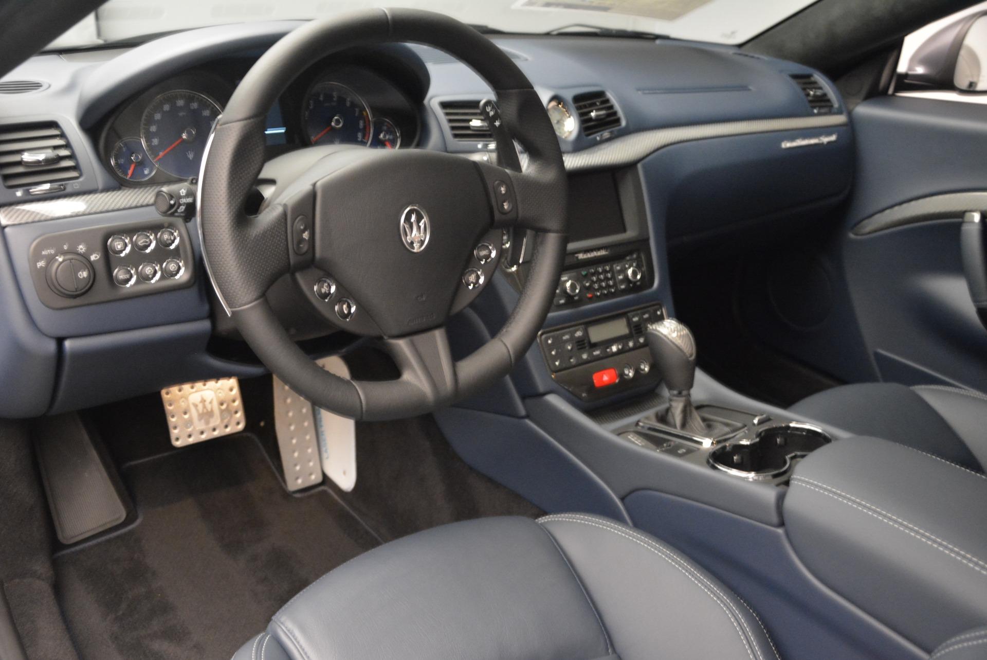 Used 2016 Maserati GranTurismo Sport For Sale In Greenwich, CT. Alfa Romeo of Greenwich, W567A 2021_p14