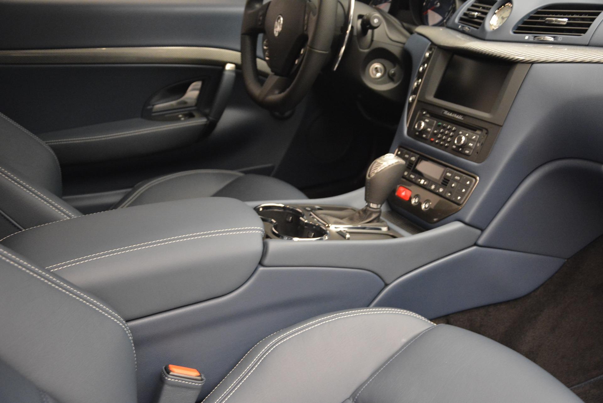 Used 2016 Maserati GranTurismo Sport For Sale In Greenwich, CT. Alfa Romeo of Greenwich, W567A 2021_p20