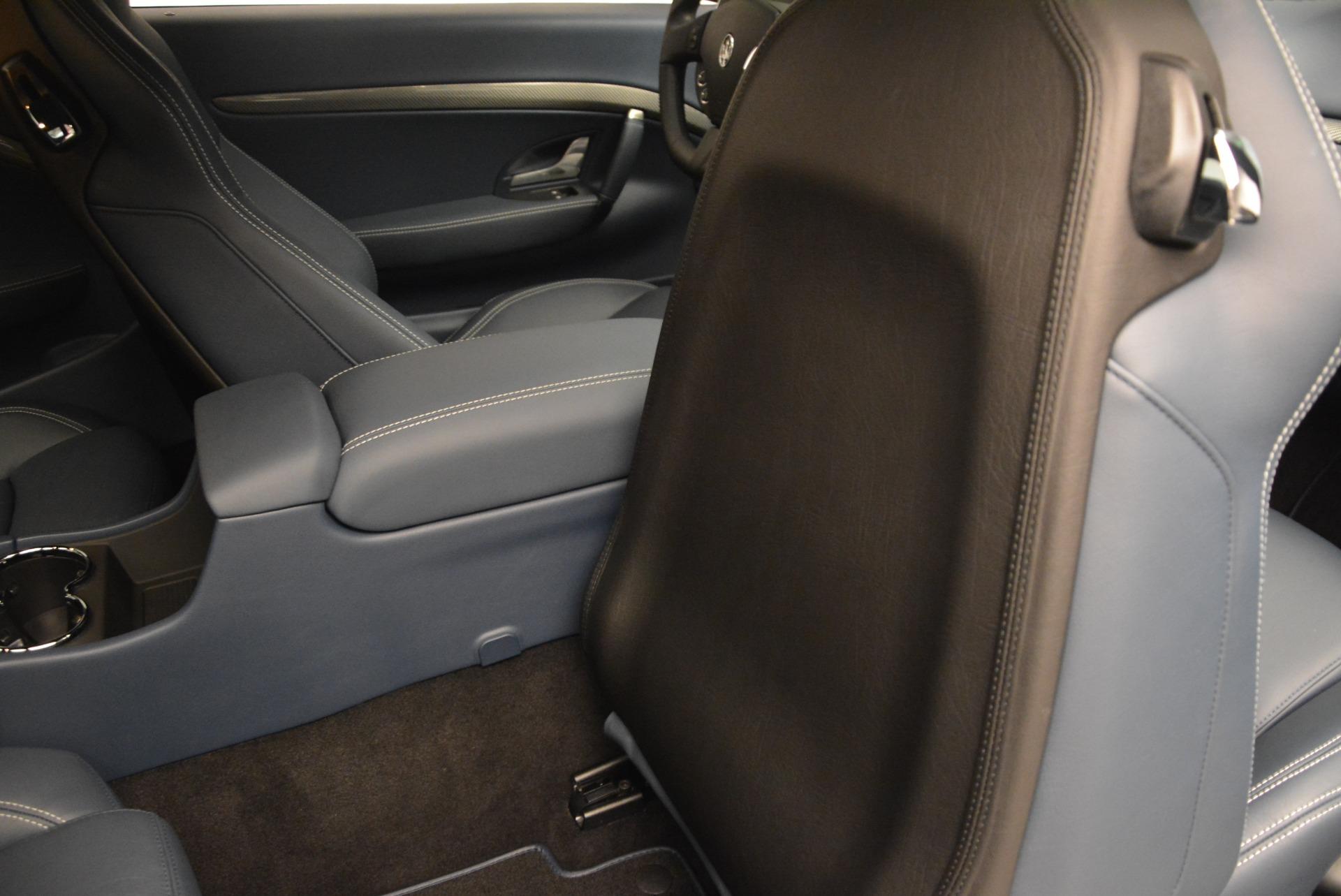 Used 2016 Maserati GranTurismo Sport For Sale In Greenwich, CT. Alfa Romeo of Greenwich, W567A 2021_p23