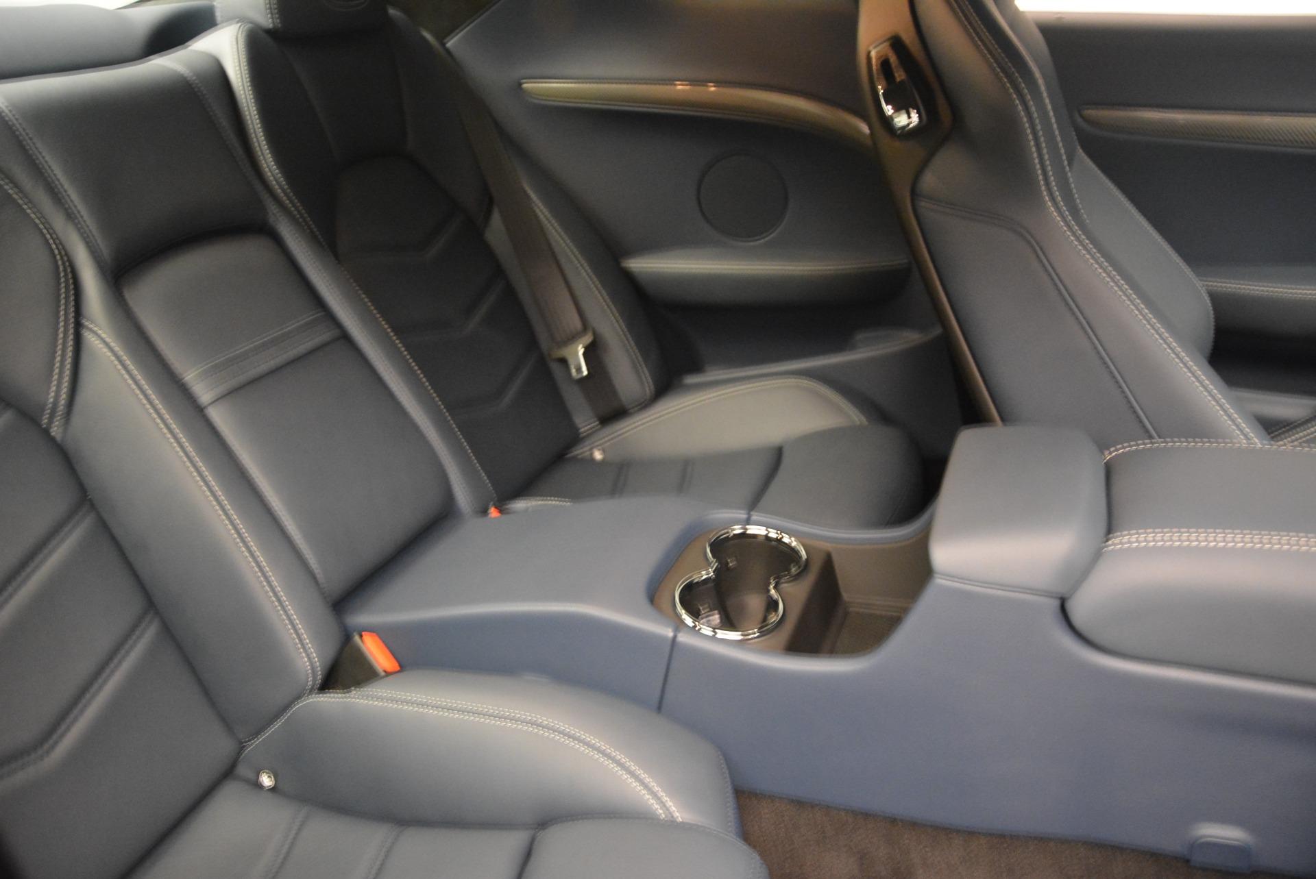 Used 2016 Maserati GranTurismo Sport For Sale In Greenwich, CT. Alfa Romeo of Greenwich, W567A 2021_p25