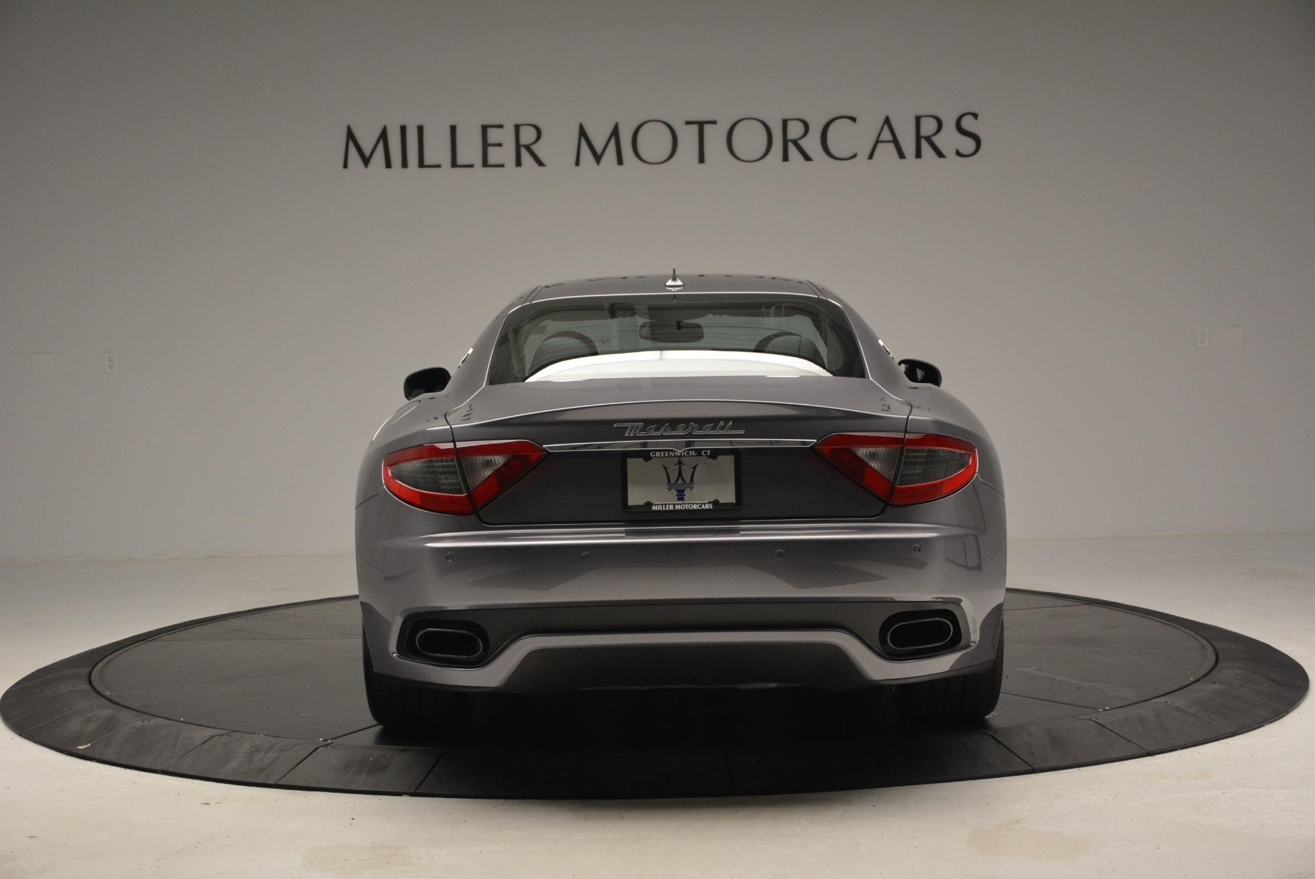 Used 2016 Maserati GranTurismo Sport For Sale In Greenwich, CT. Alfa Romeo of Greenwich, W567A 2021_p7