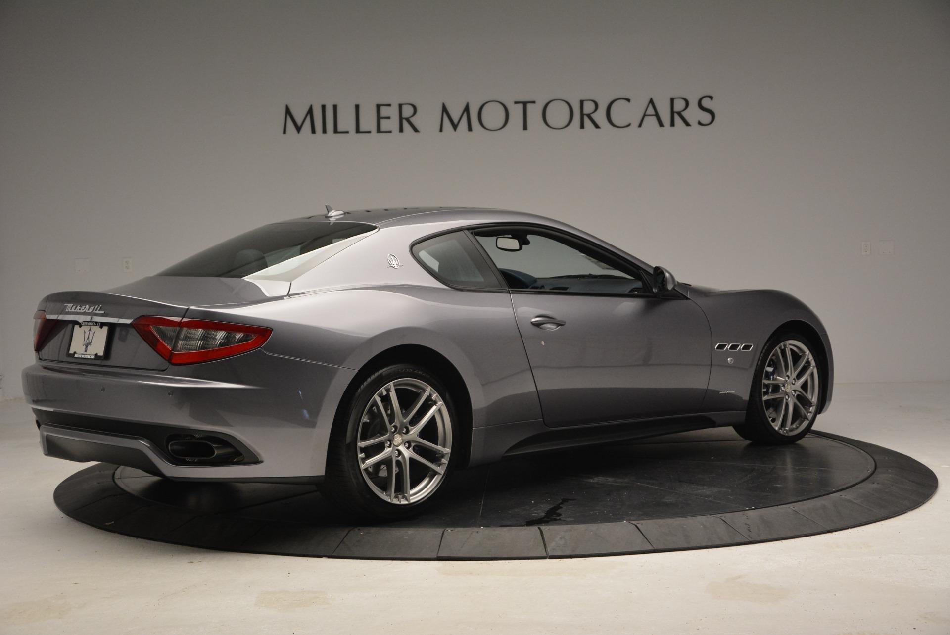 Used 2016 Maserati GranTurismo Sport For Sale In Greenwich, CT. Alfa Romeo of Greenwich, W567A 2021_p9
