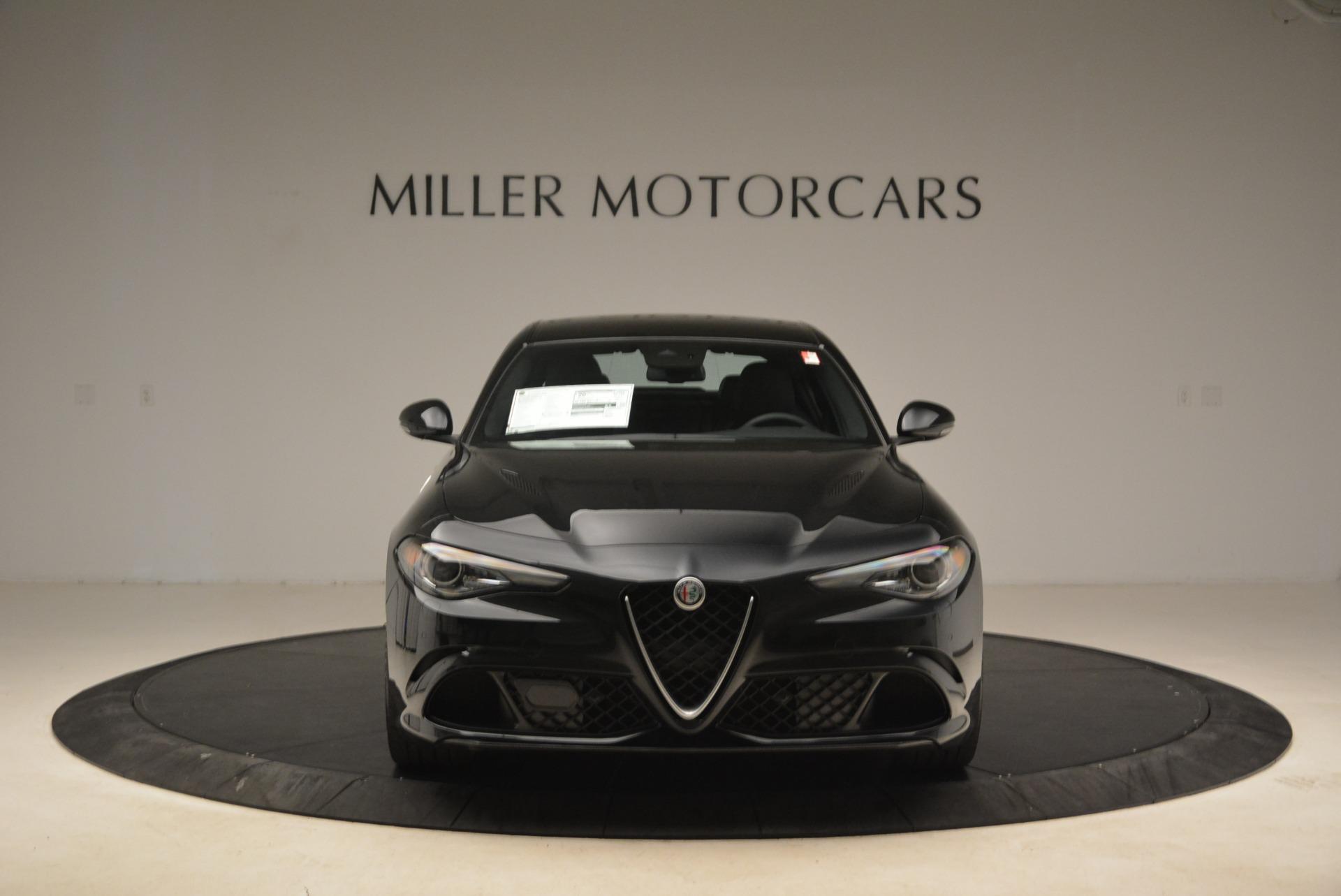New 2018 Alfa Romeo Giulia Quadrifoglio For Sale In Greenwich, CT. Alfa Romeo of Greenwich, L348 2022_p12