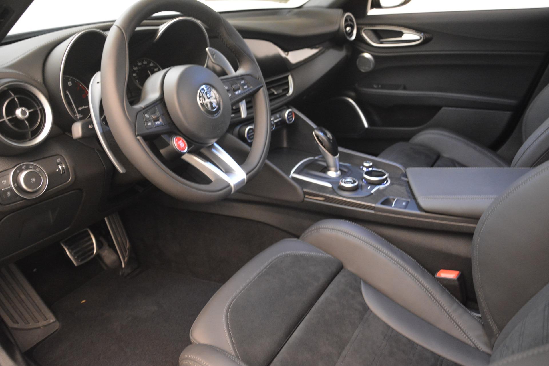 New 2018 Alfa Romeo Giulia Quadrifoglio For Sale In Greenwich, CT. Alfa Romeo of Greenwich, L348 2022_p13