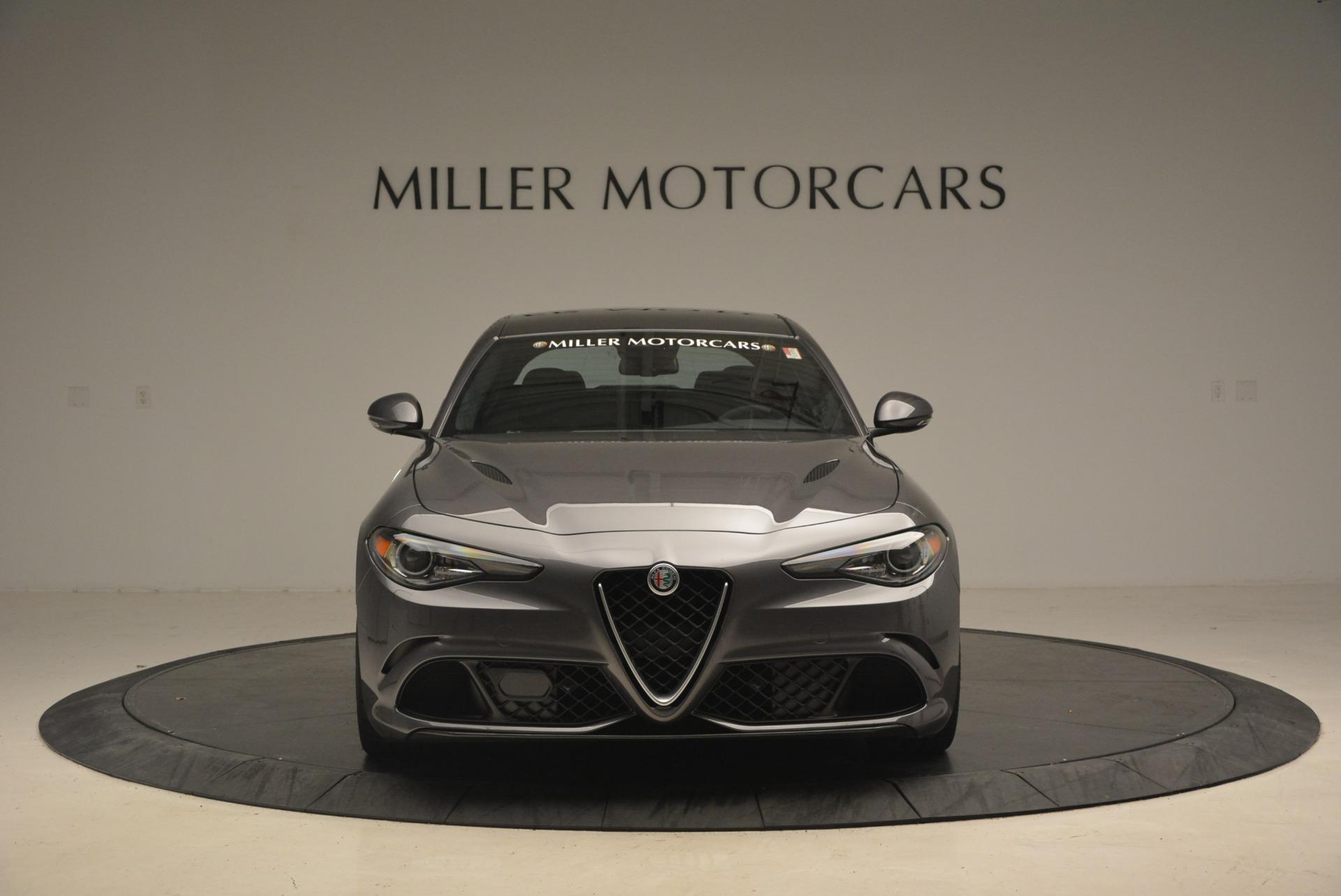 New 2018 Alfa Romeo Giulia Quadrifoglio For Sale In Greenwich, CT. Alfa Romeo of Greenwich, L351 2024_p12