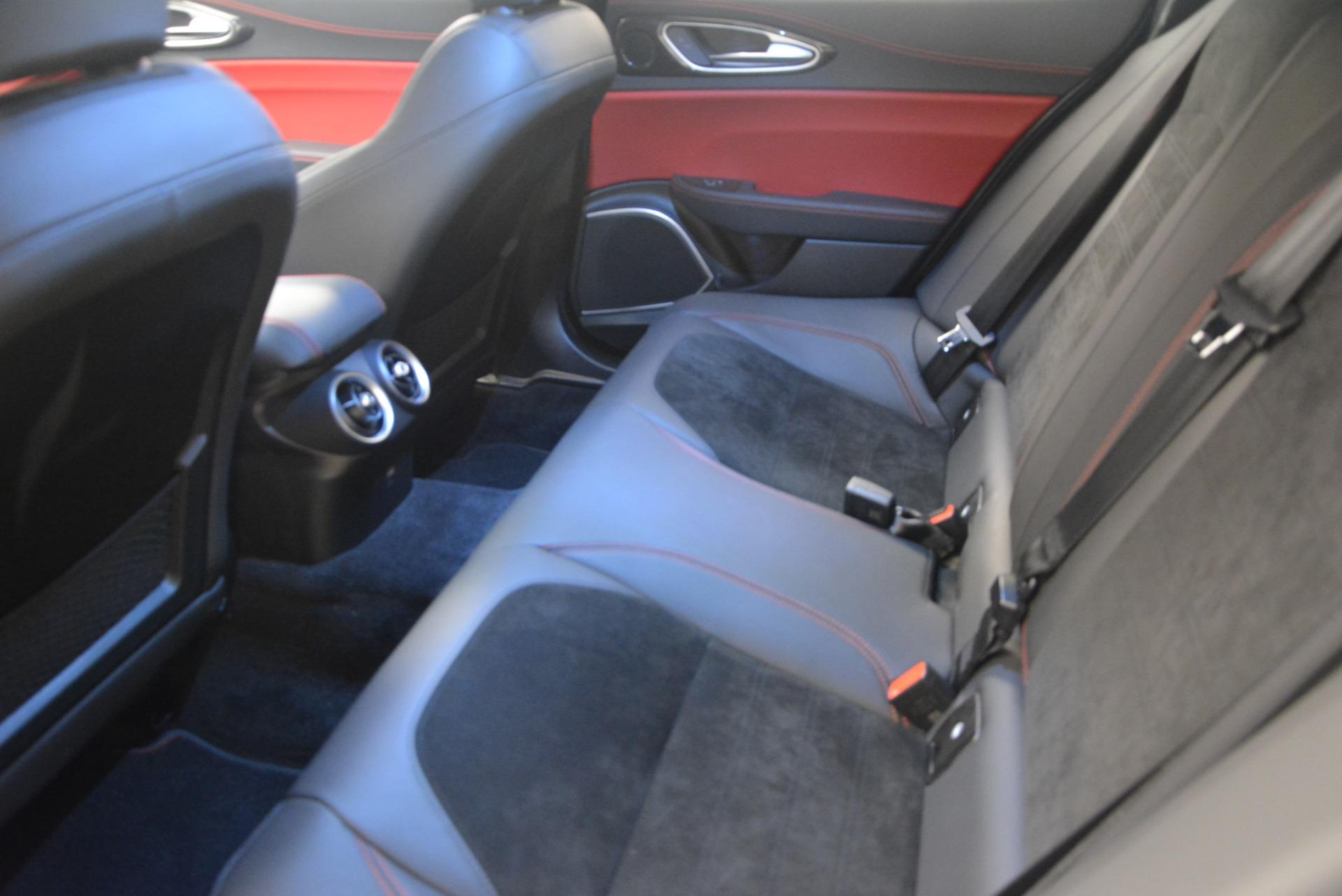 New 2018 Alfa Romeo Giulia Quadrifoglio For Sale In Greenwich, CT. Alfa Romeo of Greenwich, L351 2024_p17