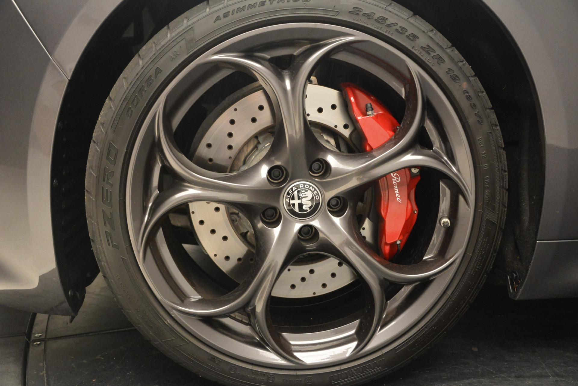 New 2018 Alfa Romeo Giulia Quadrifoglio For Sale In Greenwich, CT. Alfa Romeo of Greenwich, L351 2024_p21