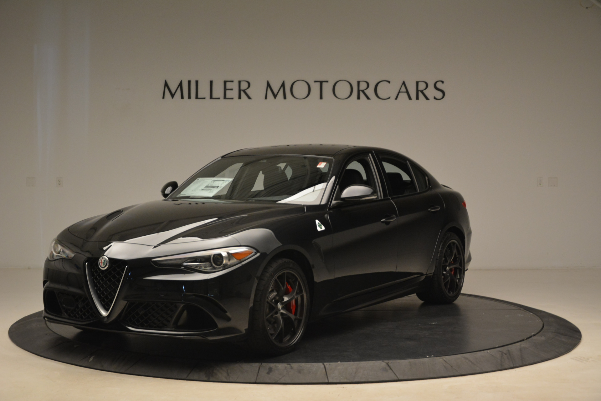 New 2018 Alfa Romeo Giulia Quadrifoglio For Sale In Greenwich, CT. Alfa Romeo of Greenwich, L353