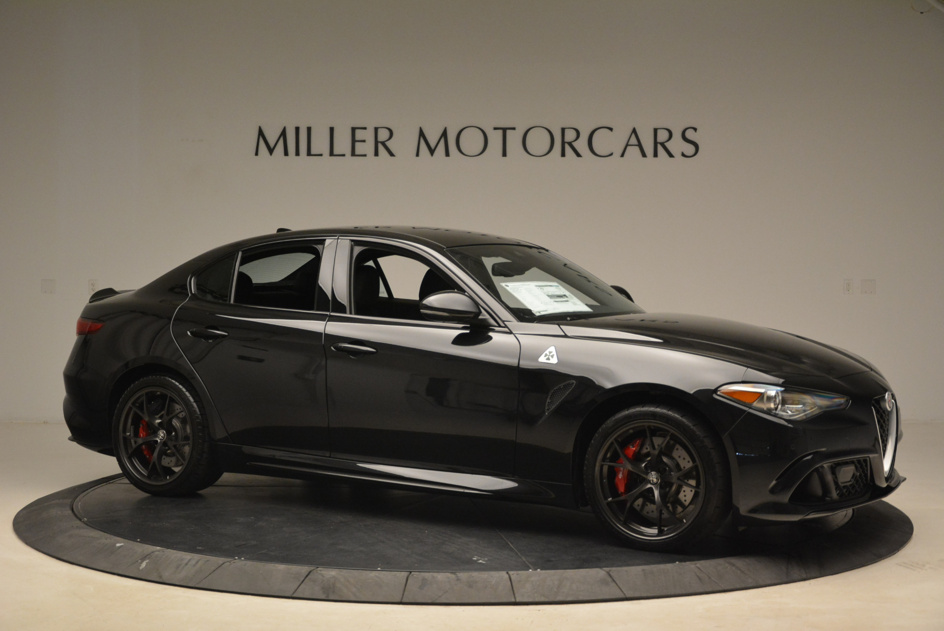 New 2018 Alfa Romeo Giulia Quadrifoglio For Sale In Greenwich, CT. Alfa Romeo of Greenwich, L353 2025_p10