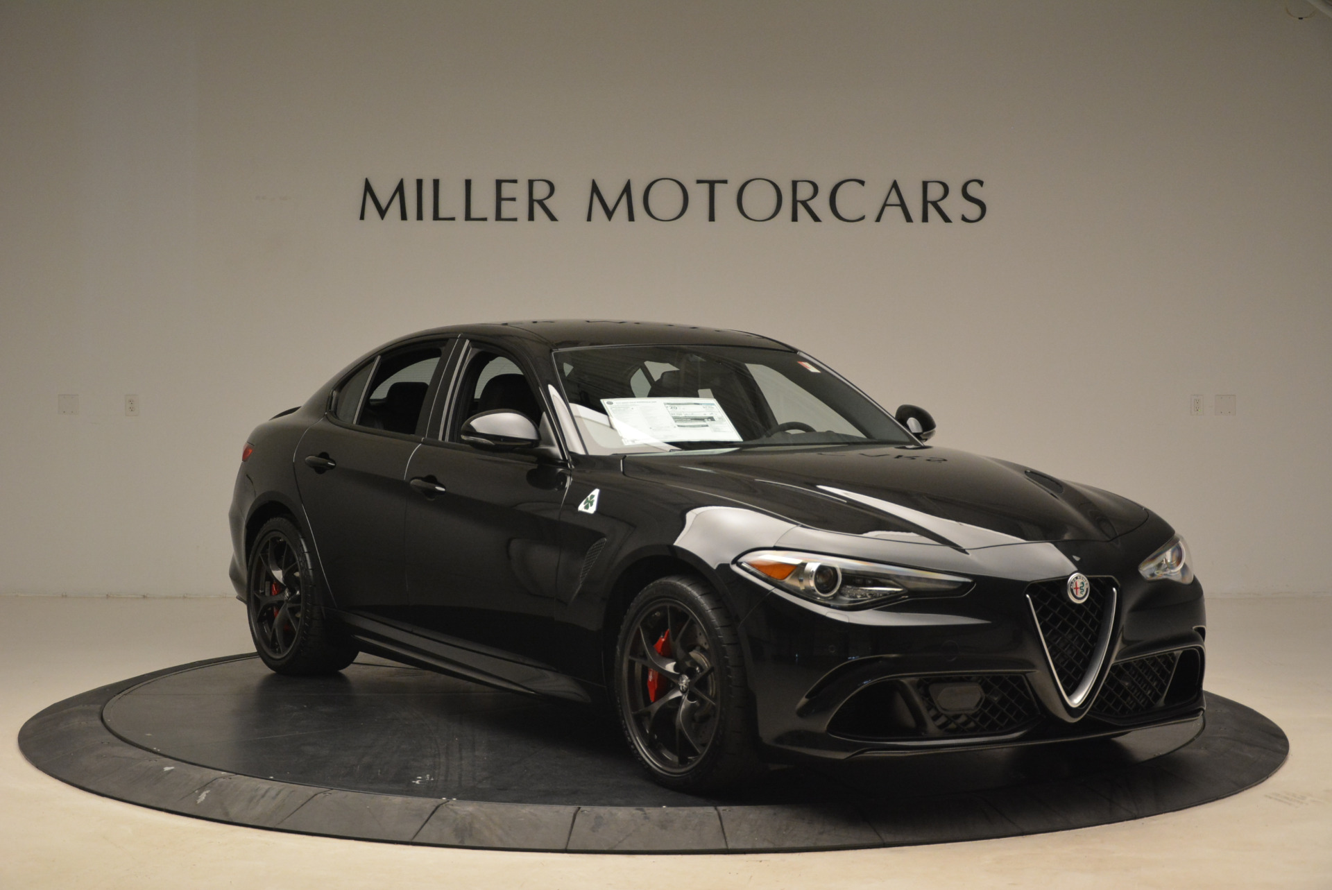 New 2018 Alfa Romeo Giulia Quadrifoglio For Sale In Greenwich, CT. Alfa Romeo of Greenwich, L353 2025_p11
