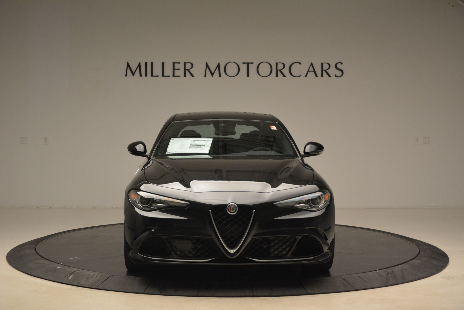 New 2018 Alfa Romeo Giulia Quadrifoglio For Sale In Greenwich, CT. Alfa Romeo of Greenwich, L353 2025_p12