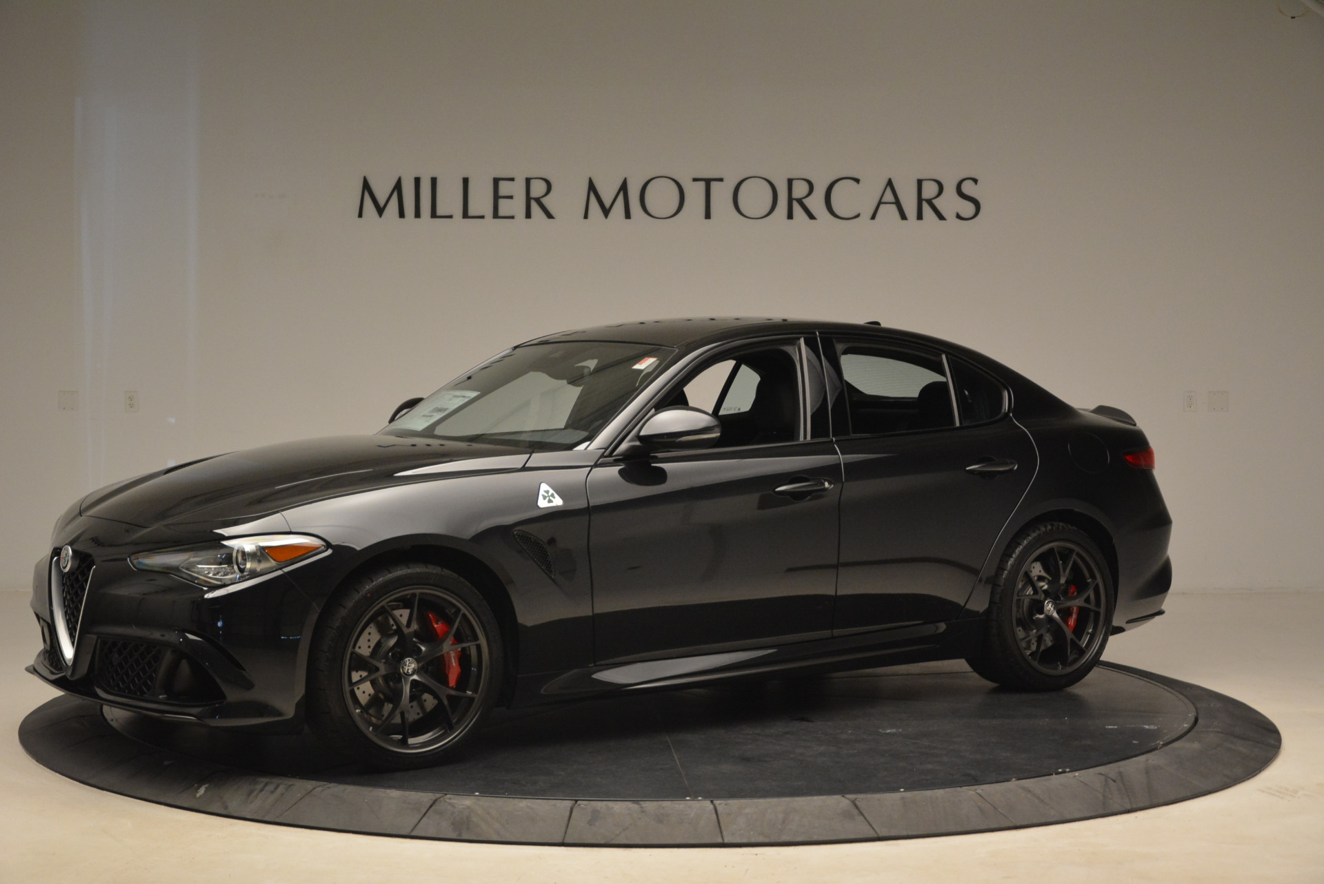 New 2018 Alfa Romeo Giulia Quadrifoglio For Sale In Greenwich, CT. Alfa Romeo of Greenwich, L353 2025_p2