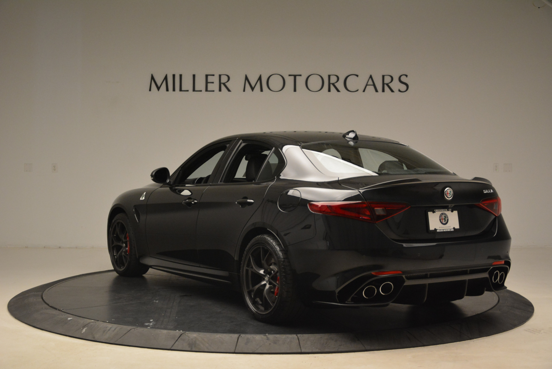 New 2018 Alfa Romeo Giulia Quadrifoglio For Sale In Greenwich, CT. Alfa Romeo of Greenwich, L353 2025_p5