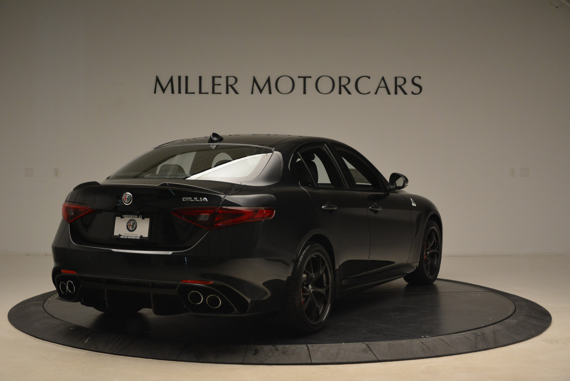 New 2018 Alfa Romeo Giulia Quadrifoglio For Sale In Greenwich, CT. Alfa Romeo of Greenwich, L353 2025_p7