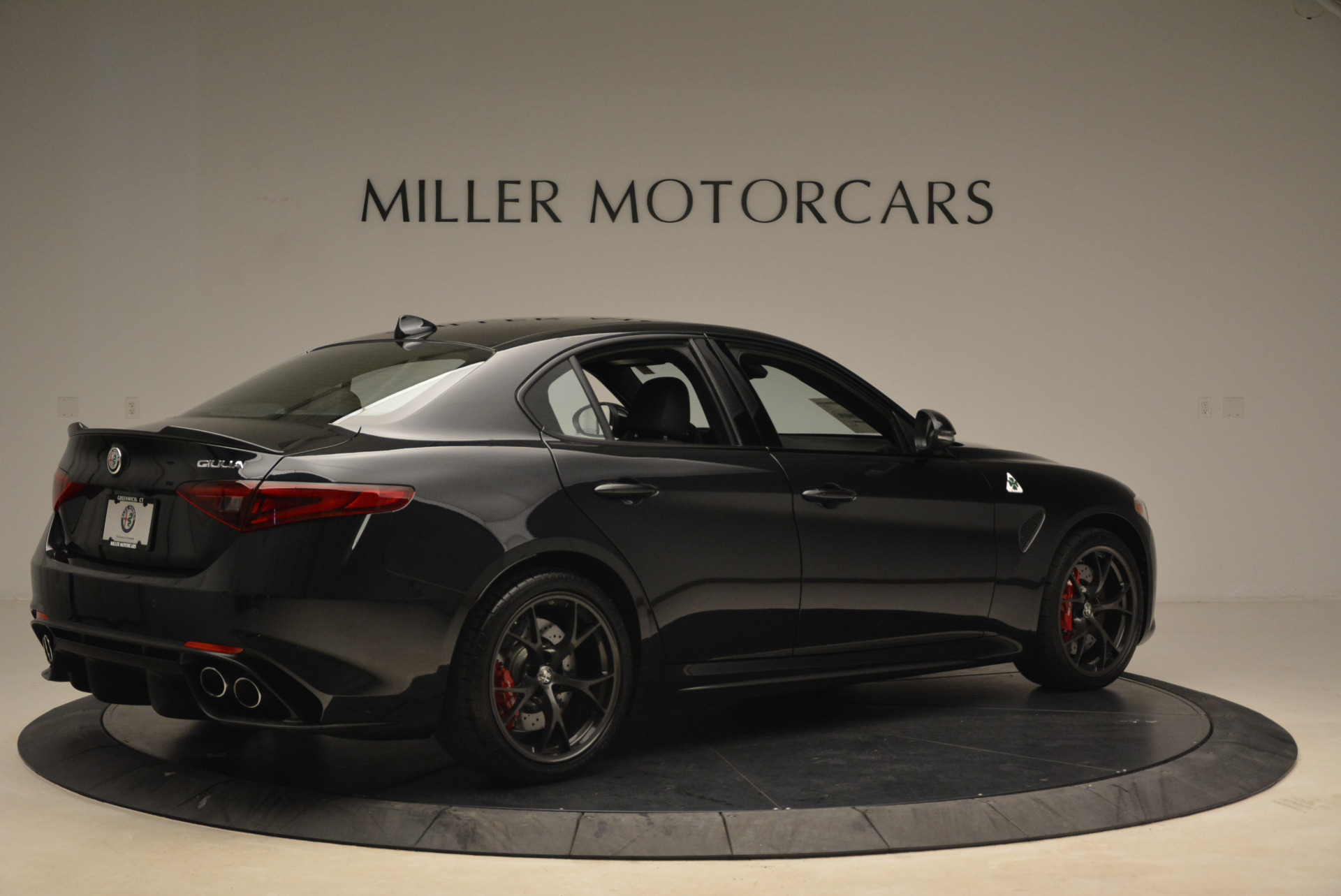 New 2018 Alfa Romeo Giulia Quadrifoglio For Sale In Greenwich, CT. Alfa Romeo of Greenwich, L353 2025_p8