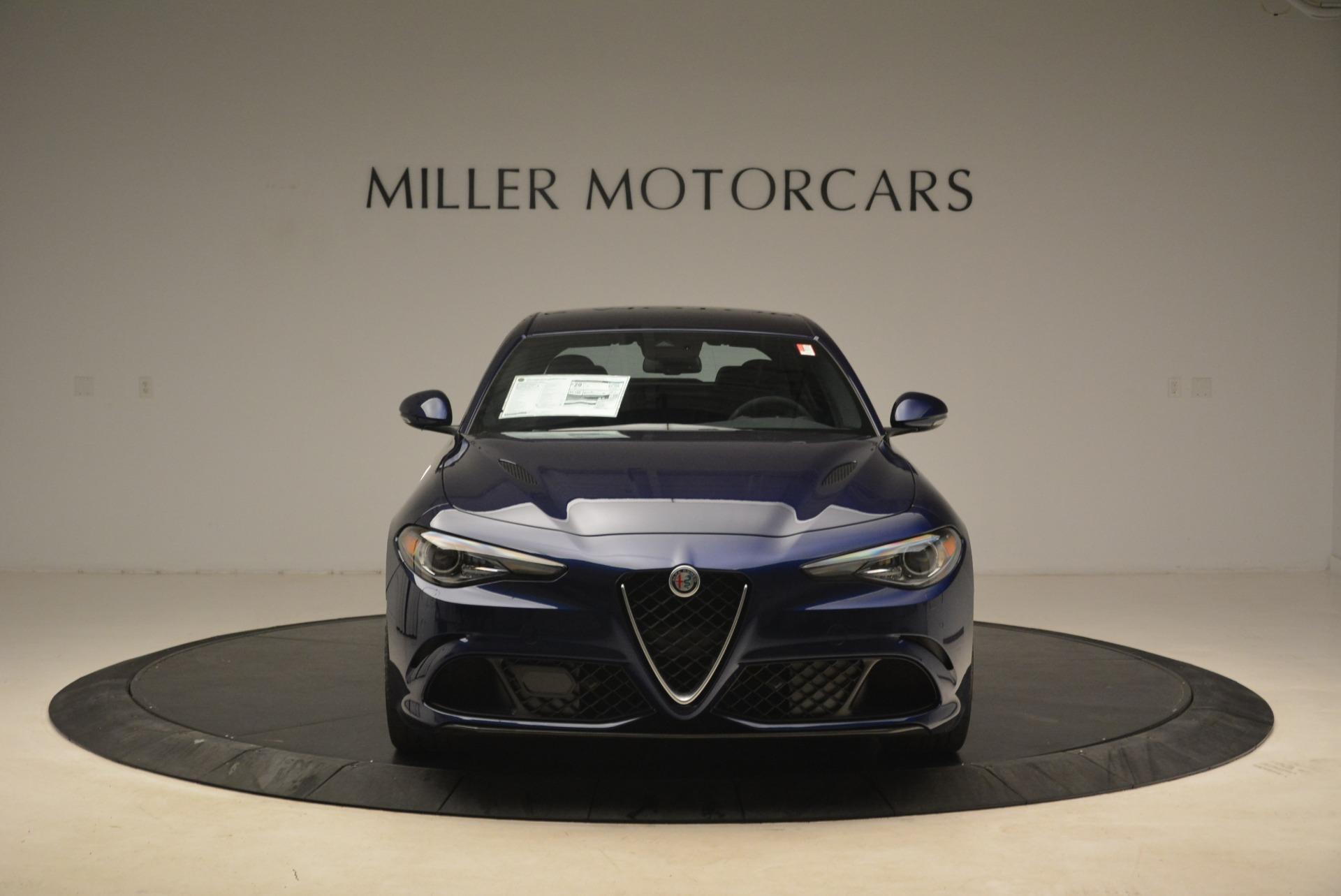New 2018 Alfa Romeo Giulia Quadrifoglio For Sale In Greenwich, CT. Alfa Romeo of Greenwich, L354 2026_p12