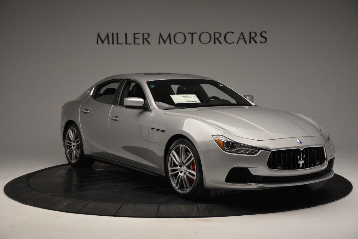New 2016 Maserati Ghibli S Q4 For Sale In Greenwich, CT. Alfa Romeo of Greenwich, M1618 203_p11
