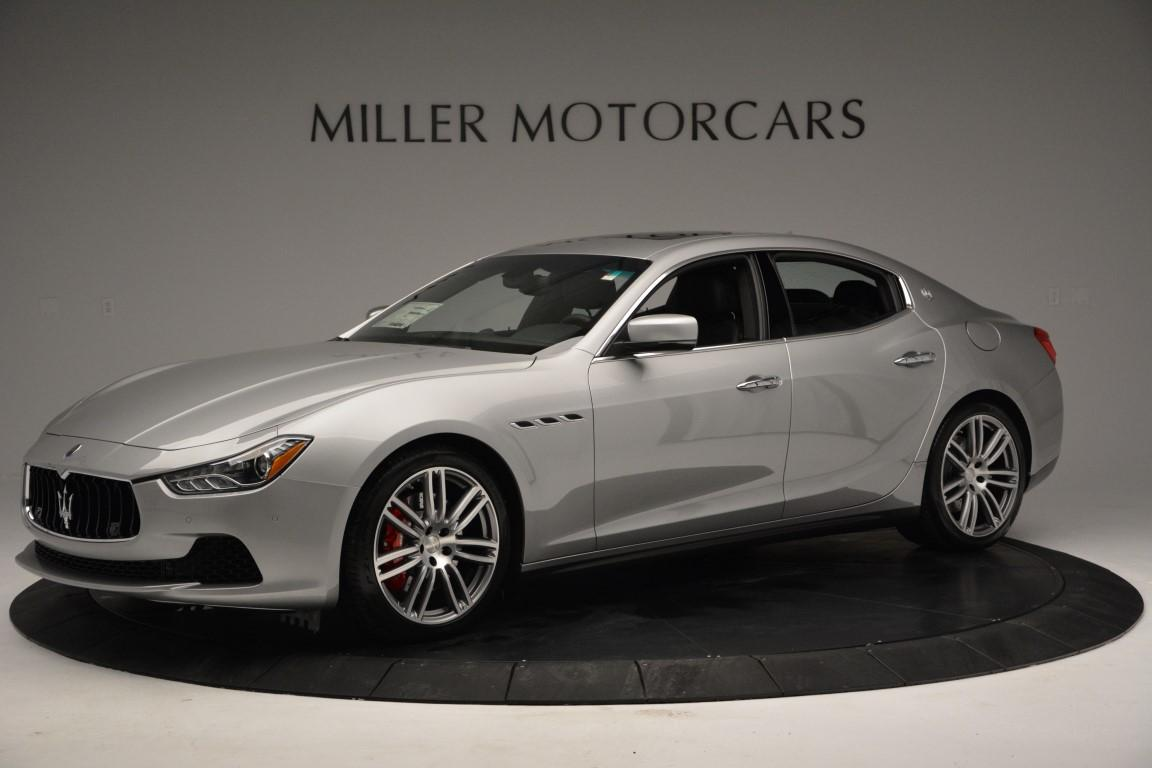 New 2016 Maserati Ghibli S Q4 For Sale In Greenwich, CT. Alfa Romeo of Greenwich, M1618 203_p2