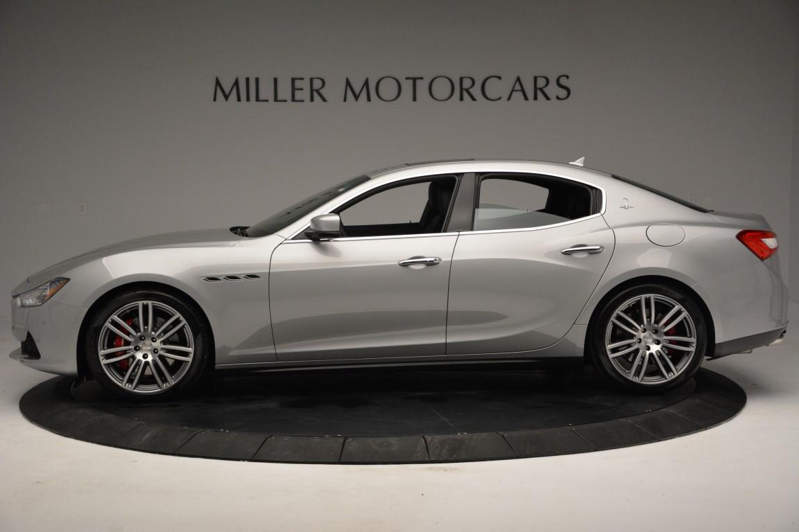 New 2016 Maserati Ghibli S Q4 For Sale In Greenwich, CT. Alfa Romeo of Greenwich, M1618 203_p3