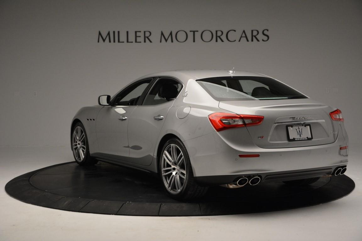 New 2016 Maserati Ghibli S Q4 For Sale In Greenwich, CT. Alfa Romeo of Greenwich, M1618 203_p5