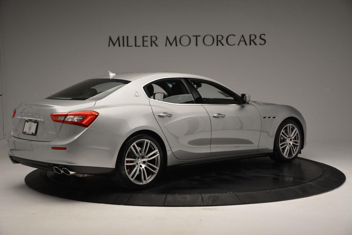 New 2016 Maserati Ghibli S Q4 For Sale In Greenwich, CT. Alfa Romeo of Greenwich, M1618 203_p8