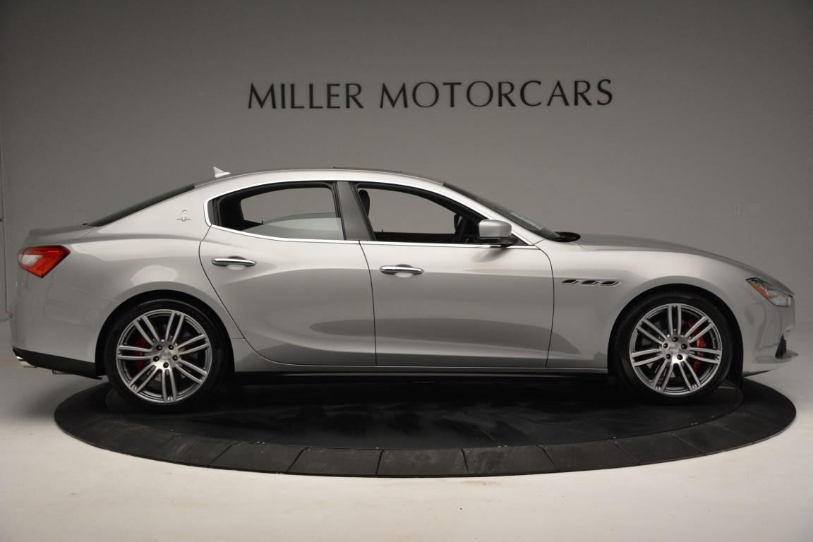 New 2016 Maserati Ghibli S Q4 For Sale In Greenwich, CT. Alfa Romeo of Greenwich, M1618 203_p9