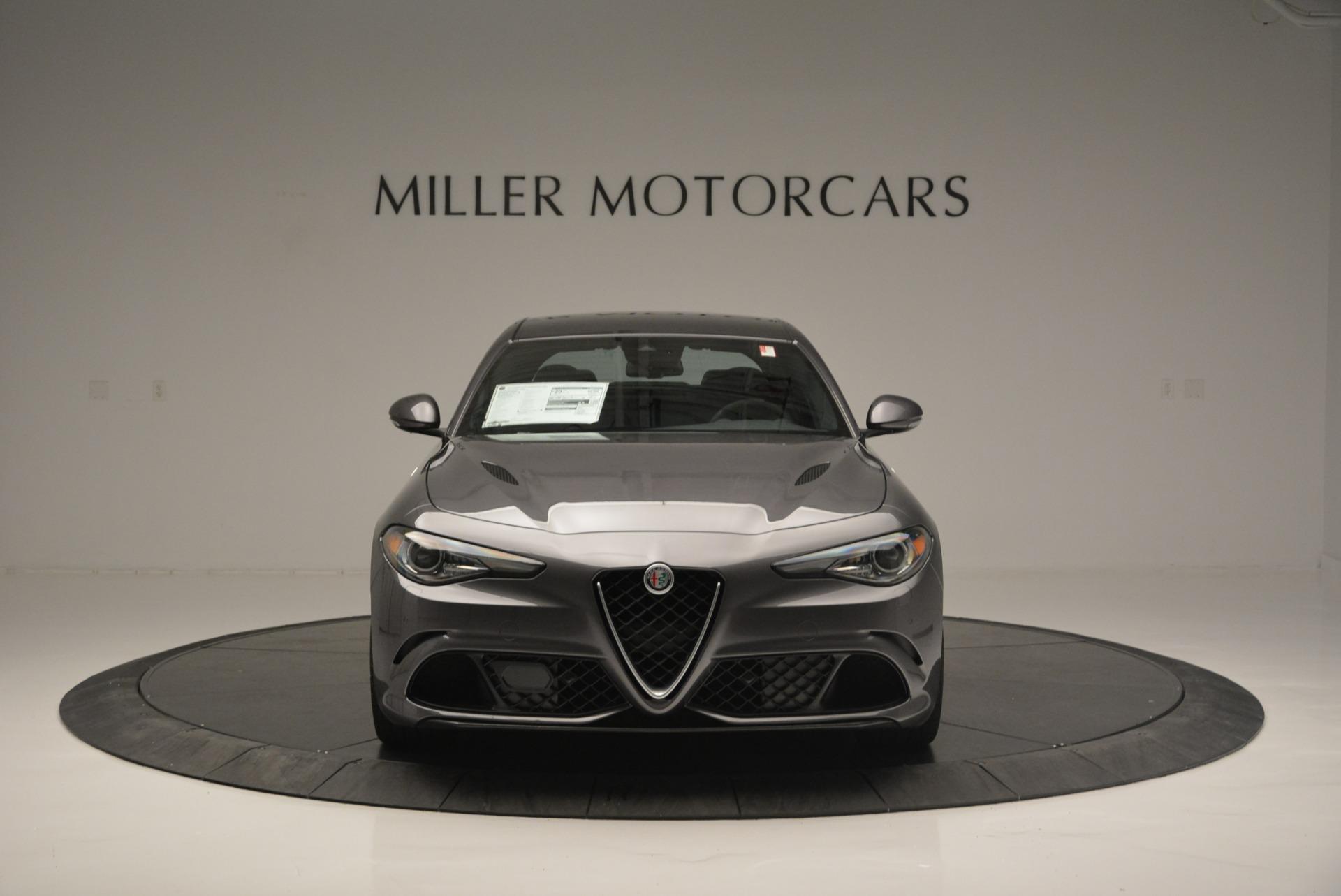 New 2018 Alfa Romeo Giulia Quadrifoglio For Sale In Greenwich, CT. Alfa Romeo of Greenwich, LW120 2032_p12