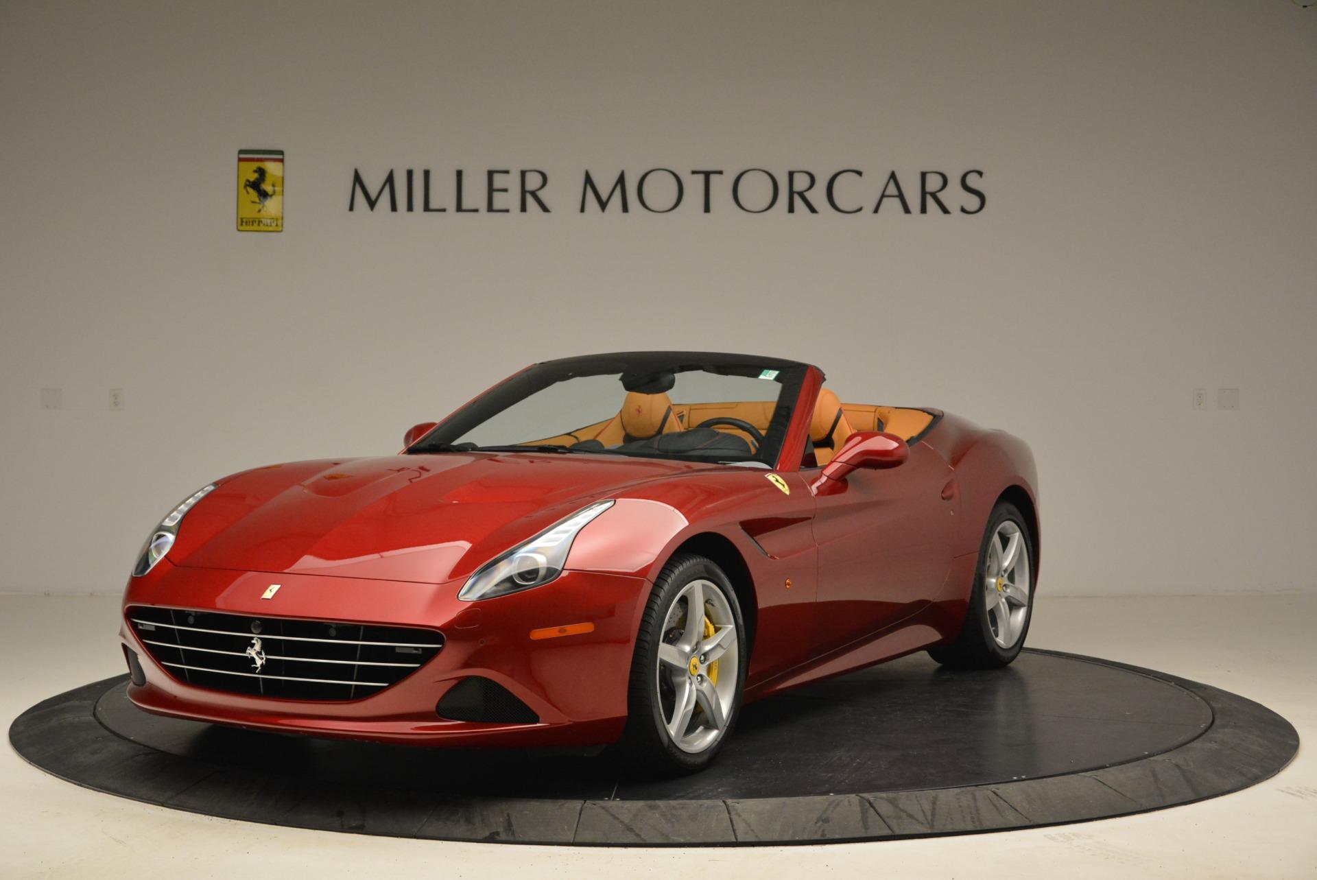 Used 2015 Ferrari California T  For Sale In Greenwich, CT. Alfa Romeo of Greenwich, 4459 2033_main
