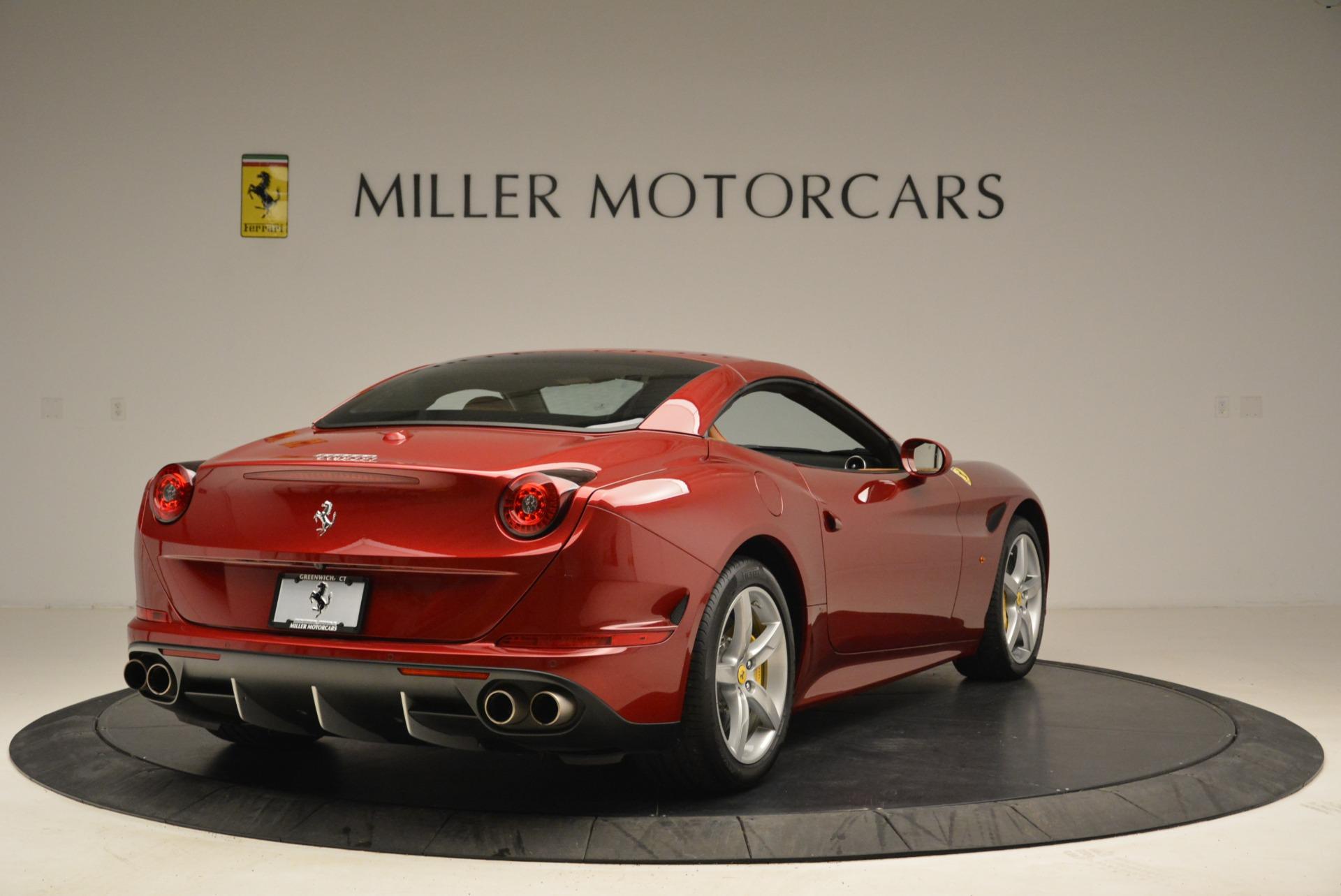 Used 2015 Ferrari California T  For Sale In Greenwich, CT. Alfa Romeo of Greenwich, 4459 2033_p19