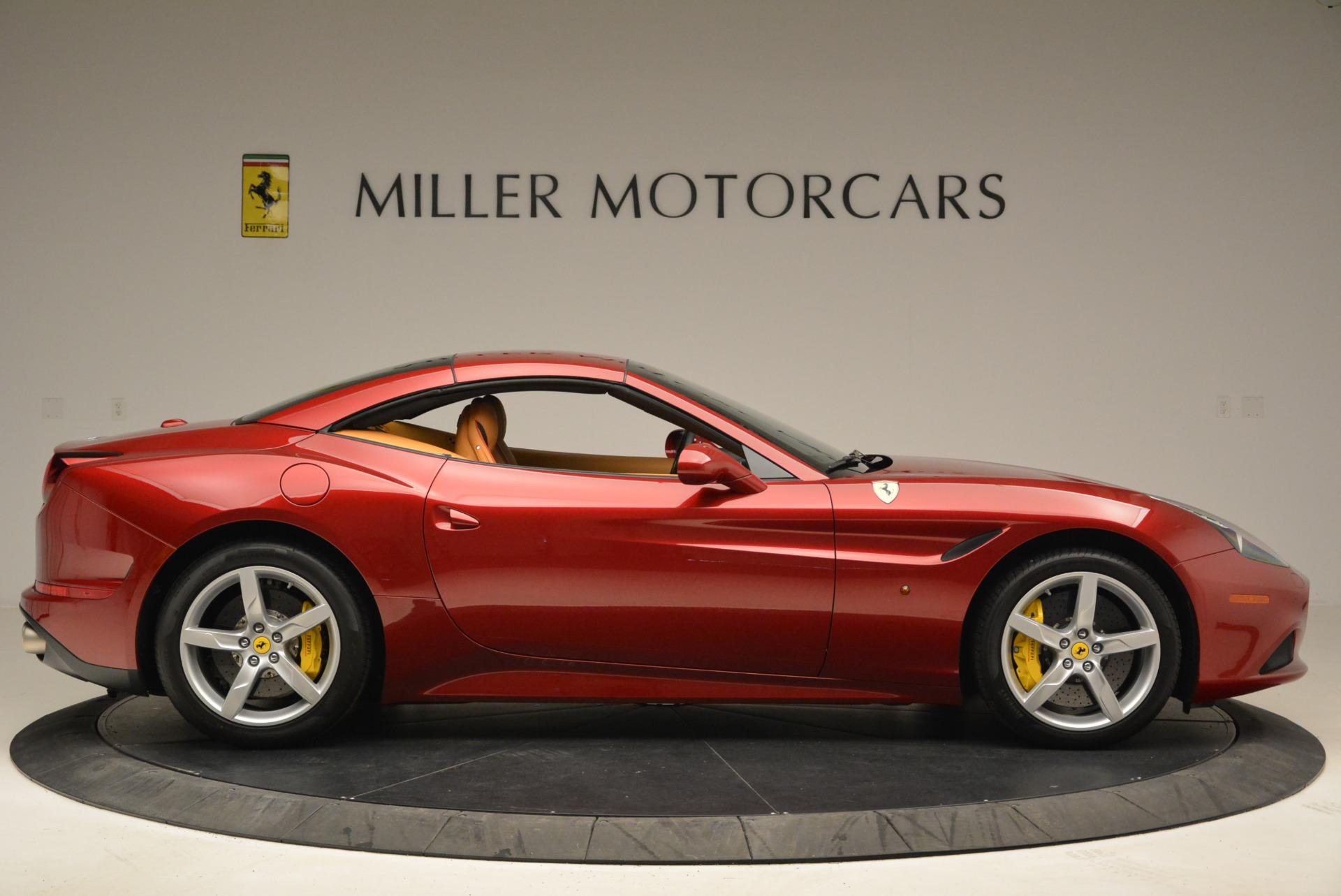 Used 2015 Ferrari California T  For Sale In Greenwich, CT. Alfa Romeo of Greenwich, 4459 2033_p21