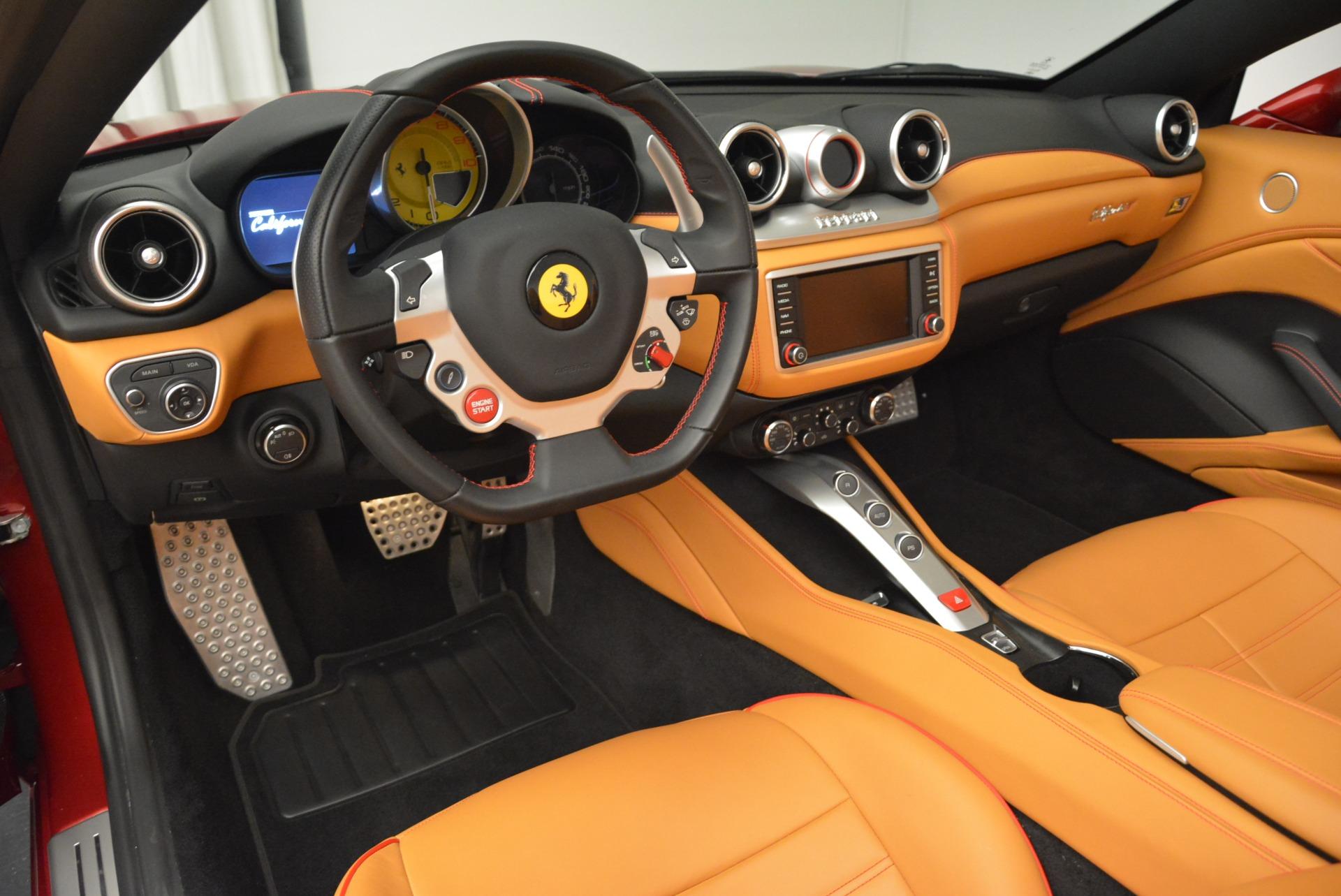 Used 2015 Ferrari California T  For Sale In Greenwich, CT. Alfa Romeo of Greenwich, 4459 2033_p25