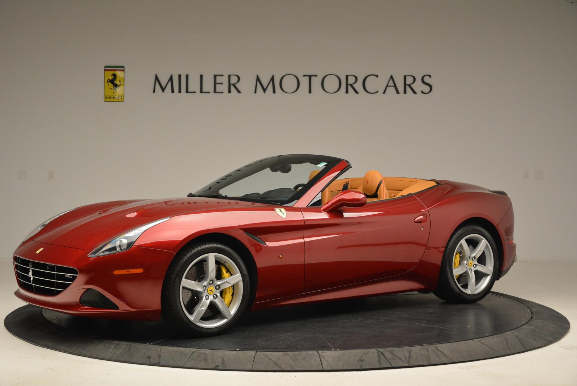 Used 2015 Ferrari California T  For Sale In Greenwich, CT. Alfa Romeo of Greenwich, 4459 2033_p2
