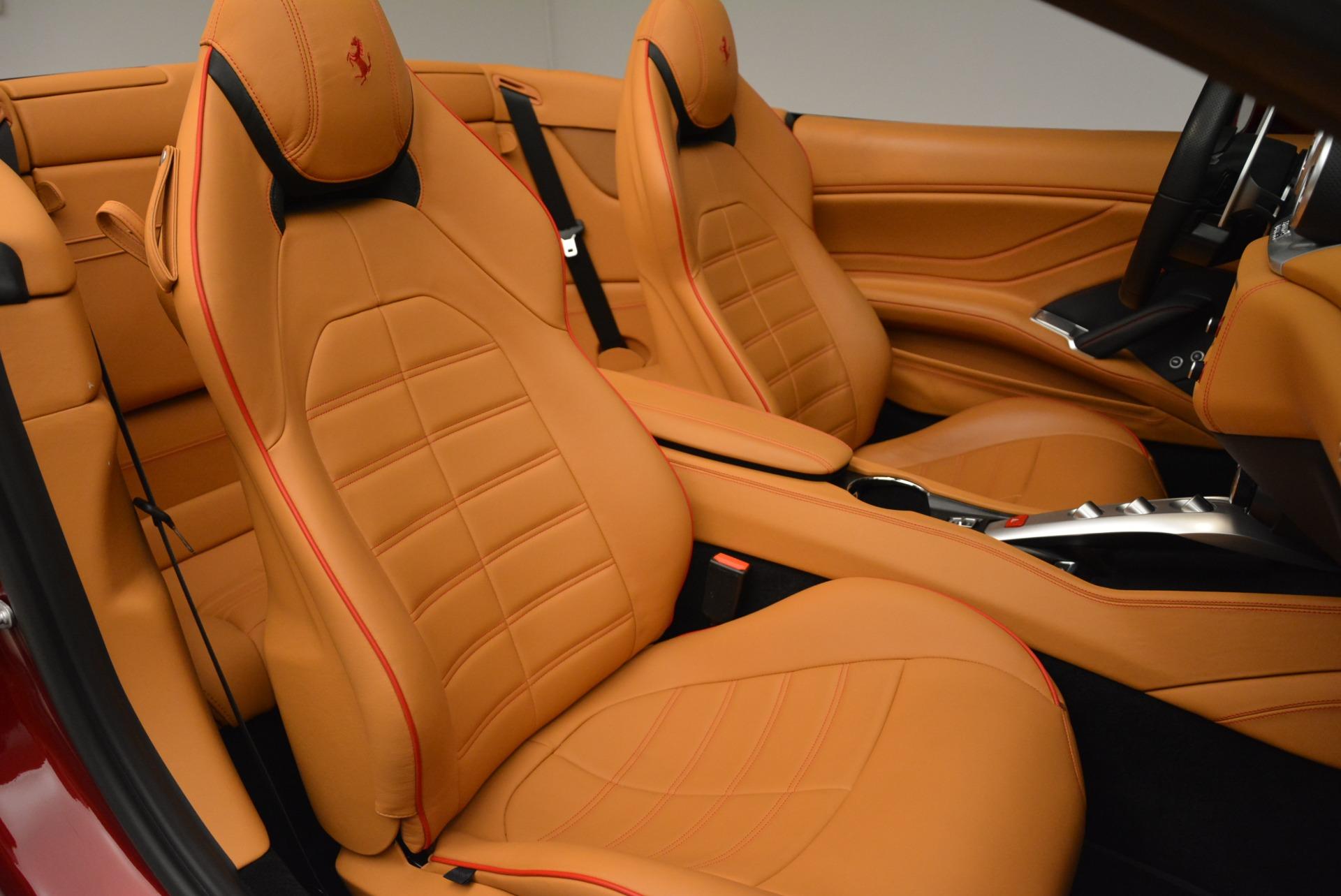 Used 2015 Ferrari California T  For Sale In Greenwich, CT. Alfa Romeo of Greenwich, 4459 2033_p32
