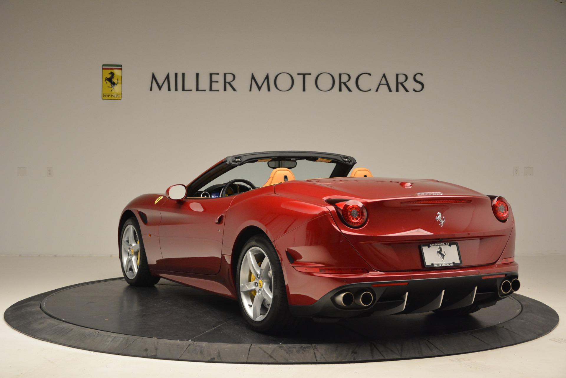Used 2015 Ferrari California T  For Sale In Greenwich, CT. Alfa Romeo of Greenwich, 4459 2033_p5
