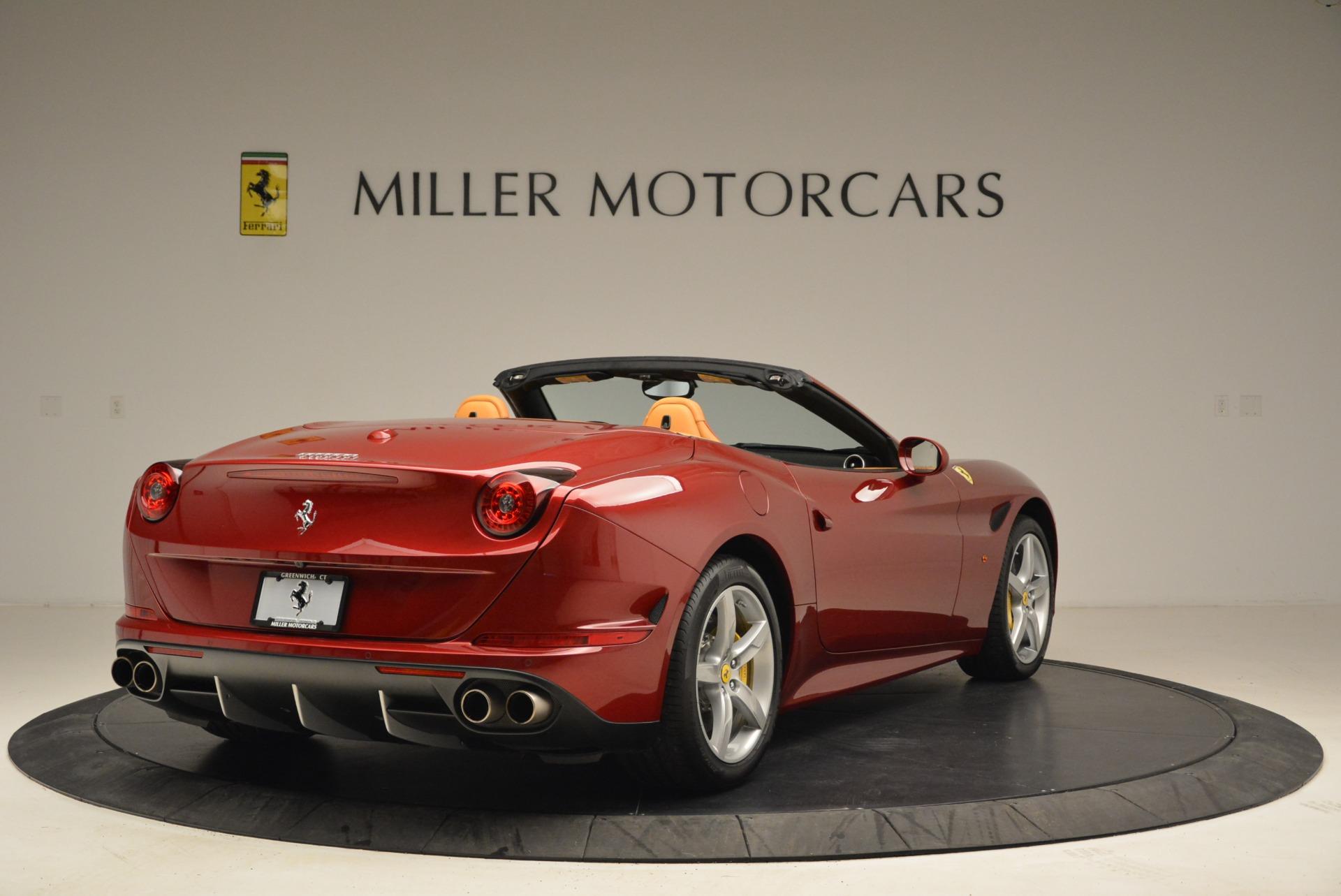 Used 2015 Ferrari California T  For Sale In Greenwich, CT. Alfa Romeo of Greenwich, 4459 2033_p7