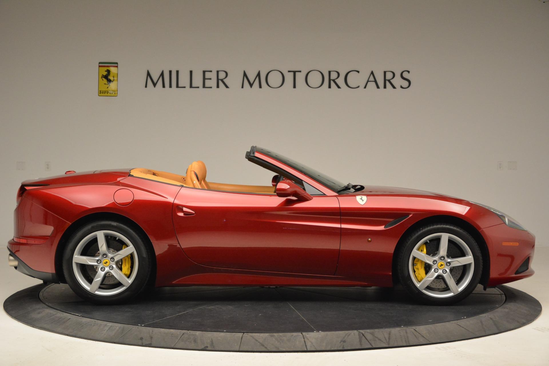 Used 2015 Ferrari California T  For Sale In Greenwich, CT. Alfa Romeo of Greenwich, 4459 2033_p9